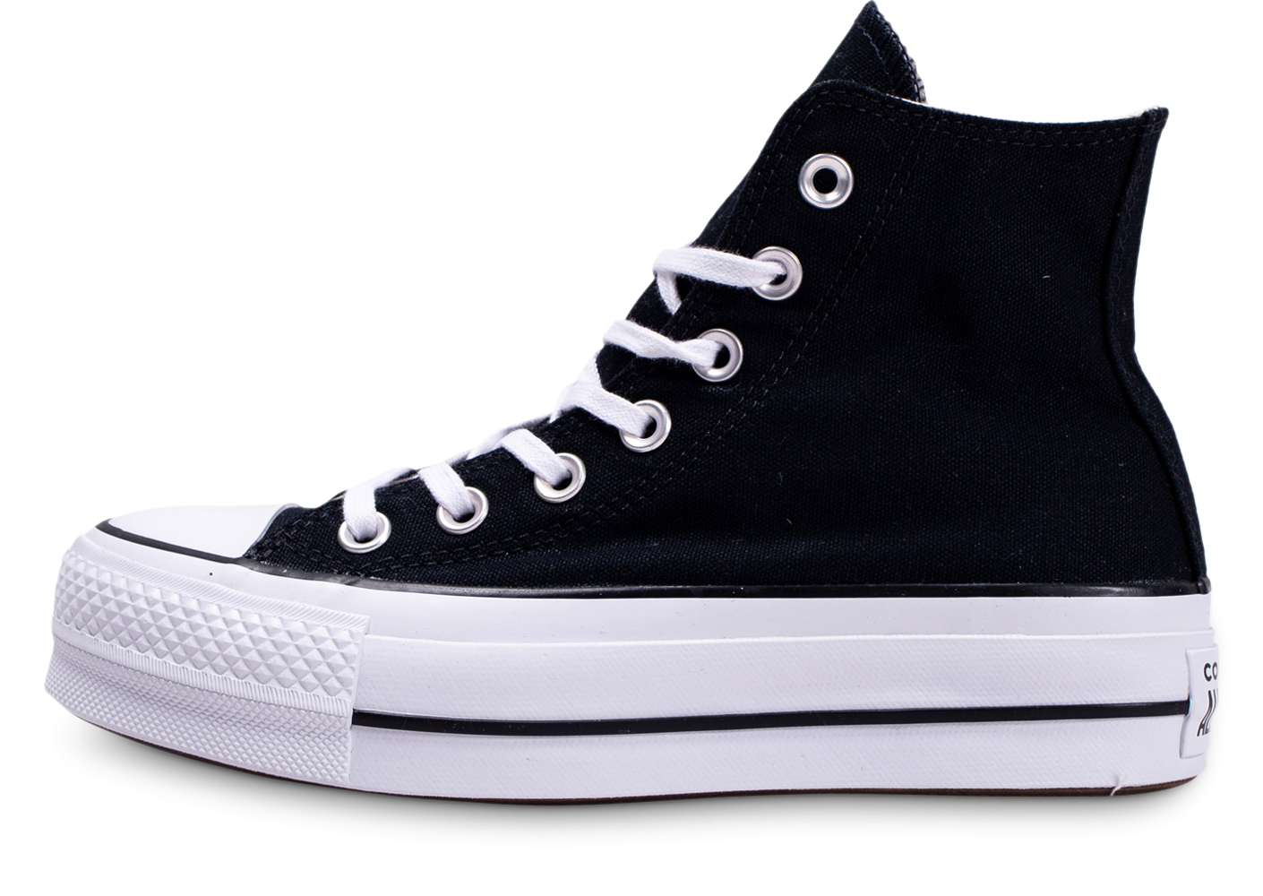 Converse Chuck Taylor All Star Lift High Top noir