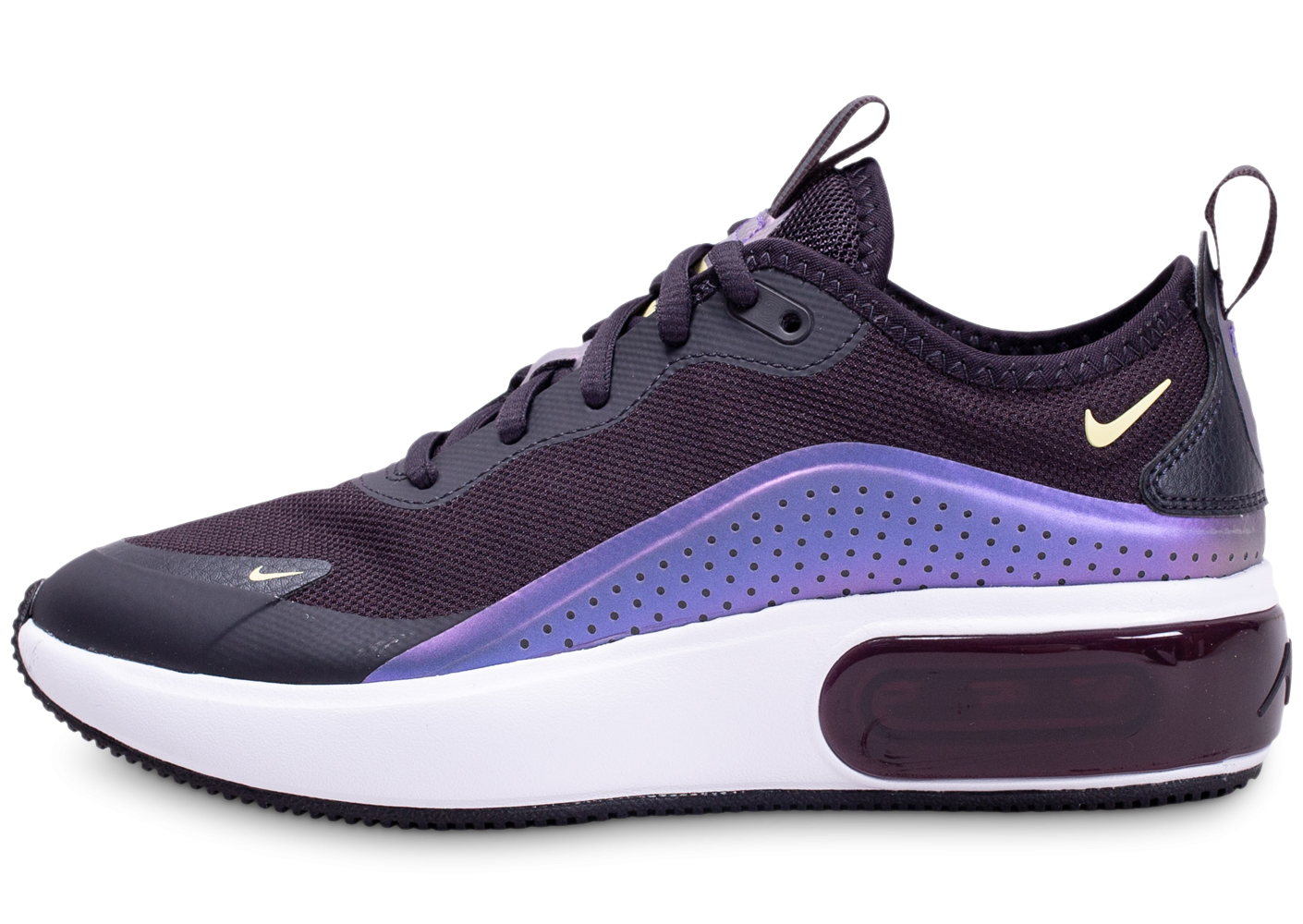 air max violet homme