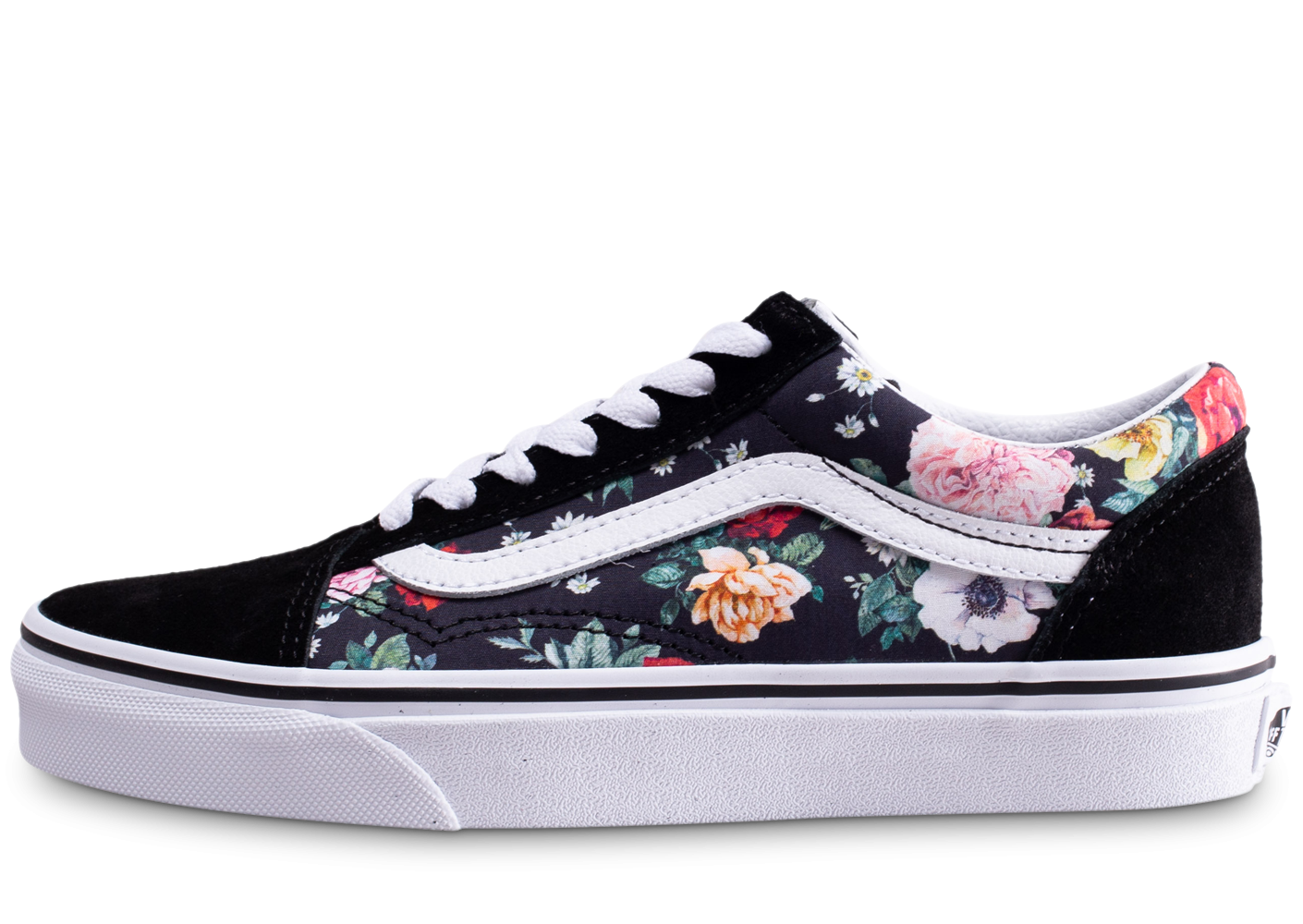 vans fille taille 37