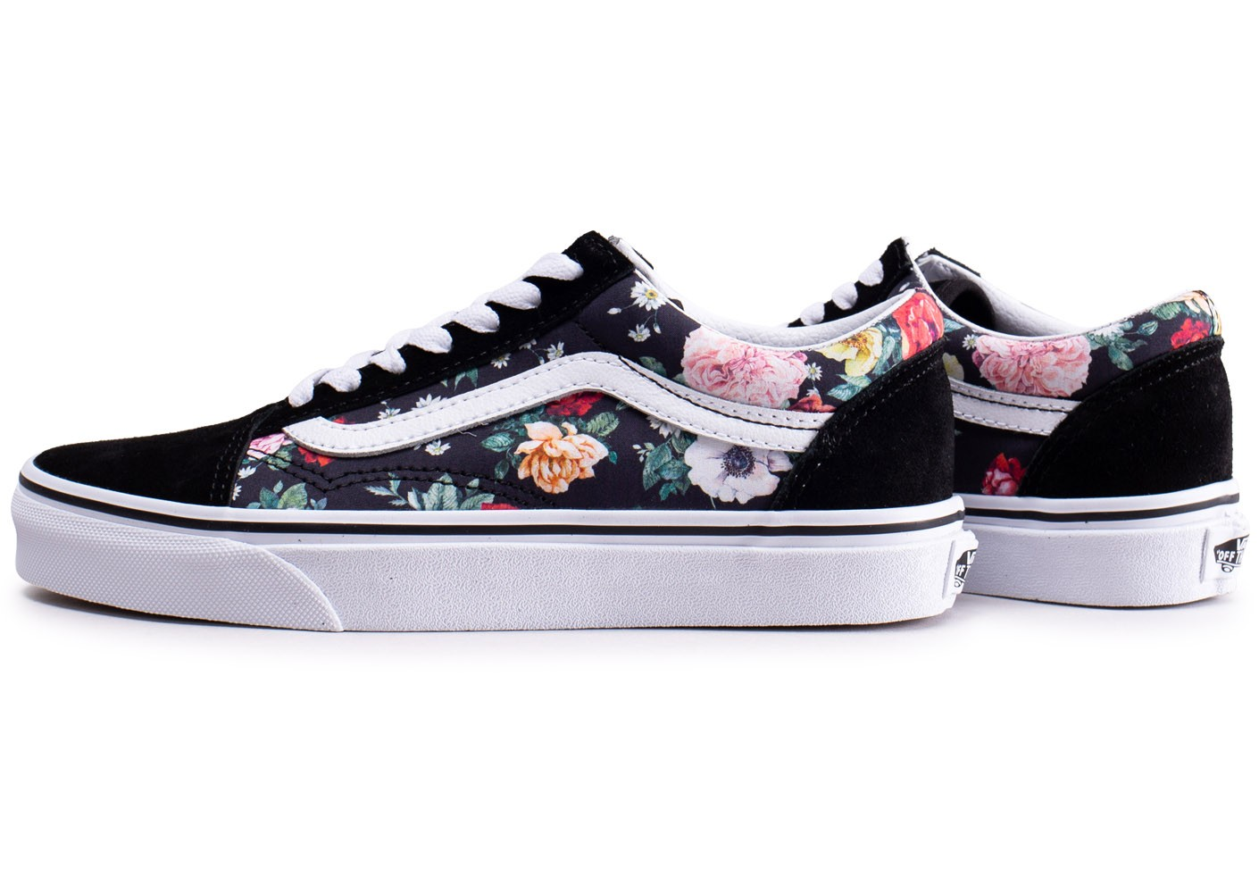 old skool vans fille