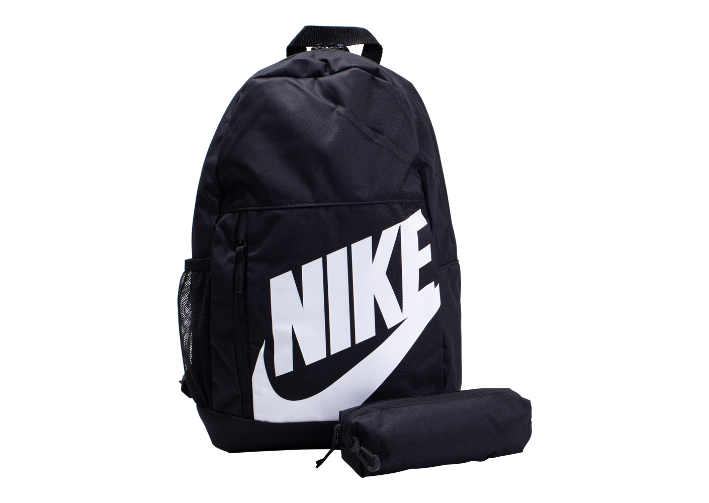 lace up in buy sale good selling Nike Sac à dos noir - Sacs & Sacoches - Chausport