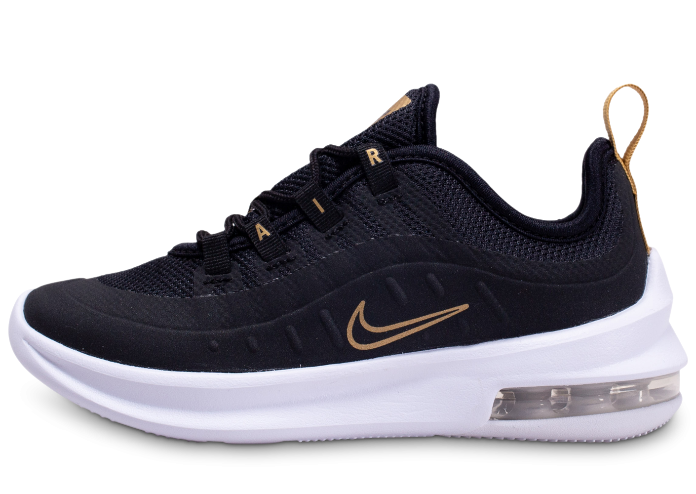 Nike Air Max Axis VTB noir et or junior