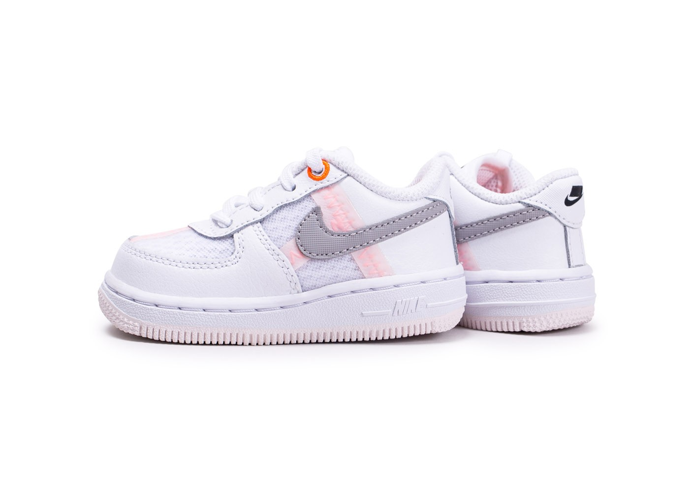 nike air force 1 blanc et rose
