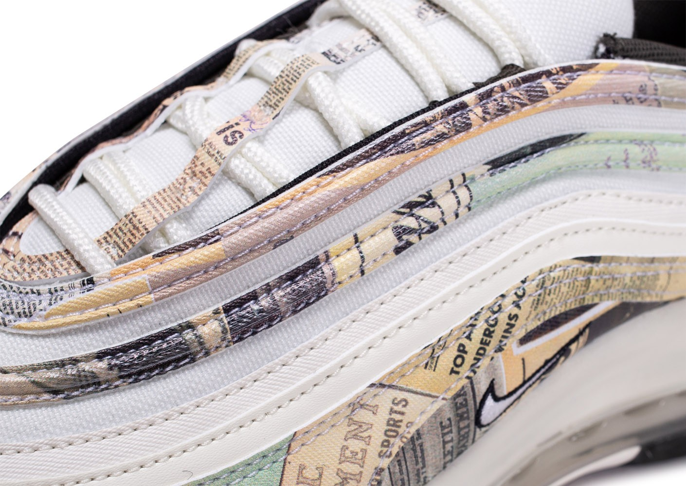 Nike Serena Williams X Off white X Air Max 97 Og Queen