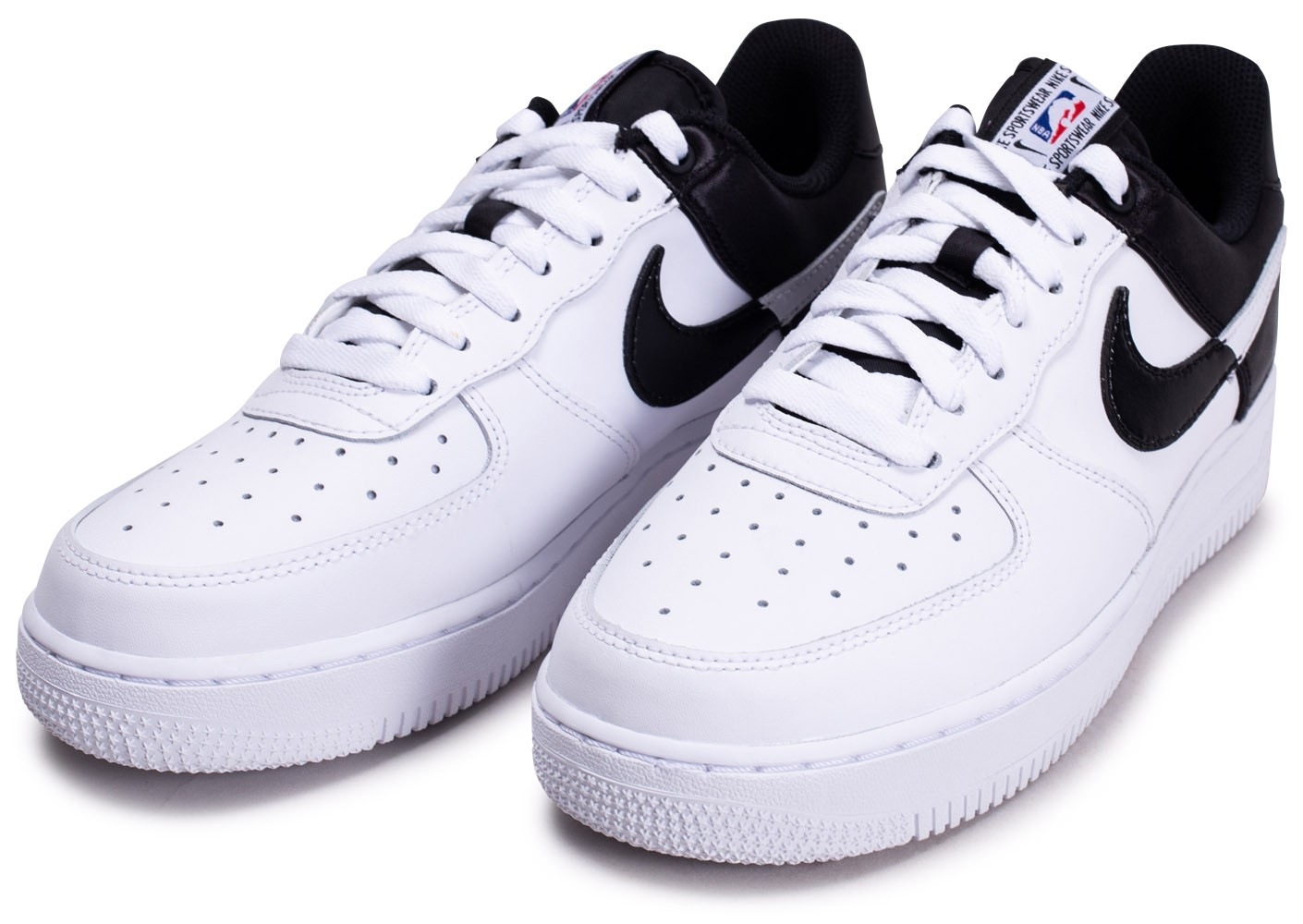 air force 1 nba noir