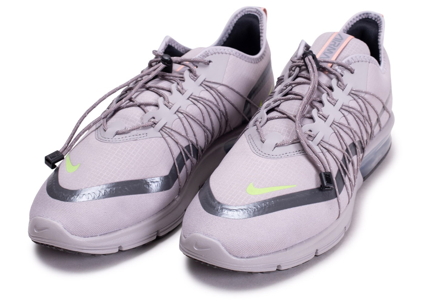 Nike Air Max Sequent 4 Shield grise Chaussures Baskets