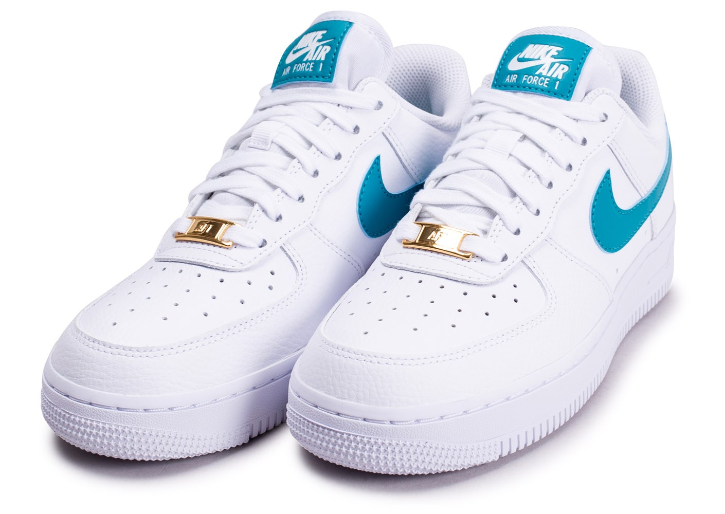 air force 1 blanche et or femme
