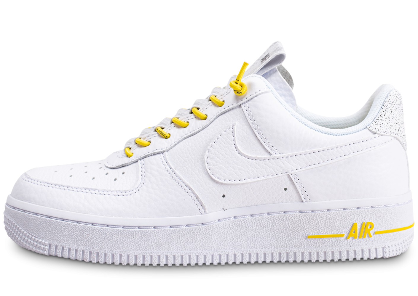 nike air force 1 07 low lux femme blanche