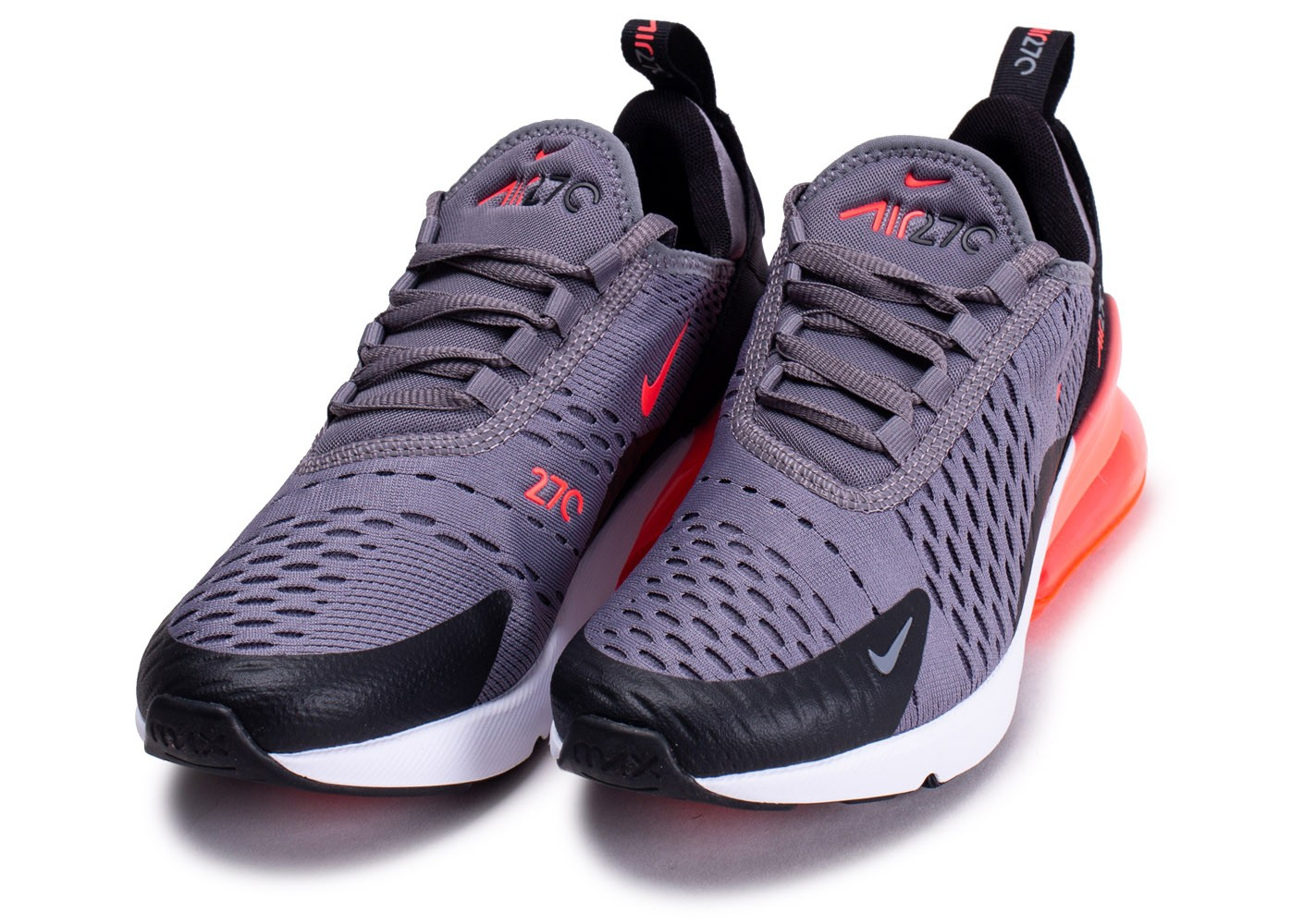 air max 270 grise et rose junior