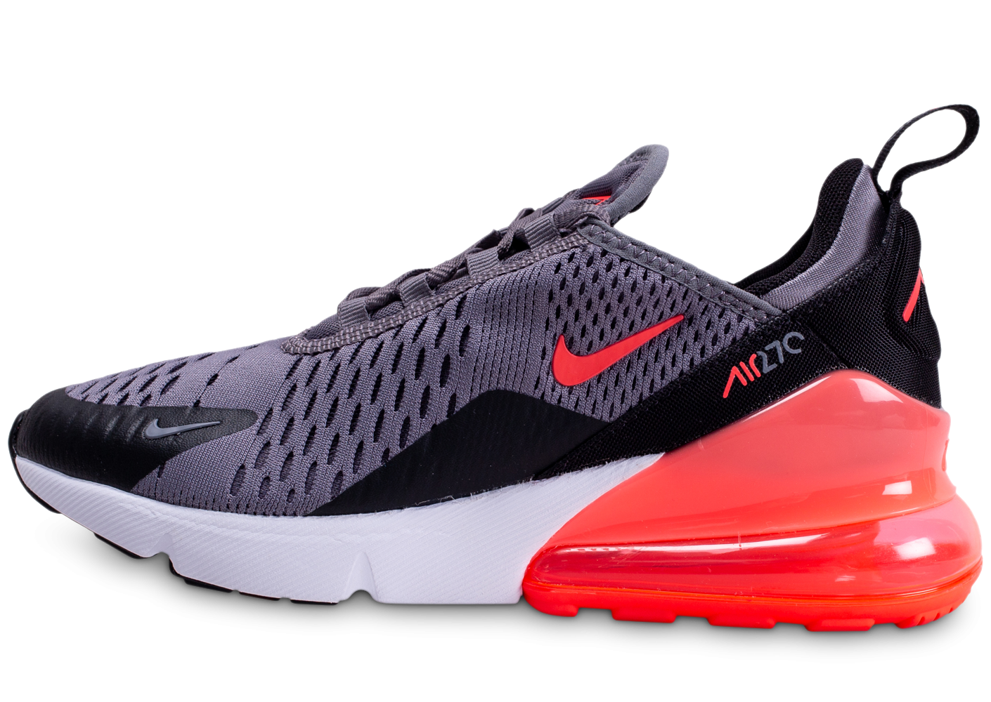 Nike Air Max 270 grise et rose junior