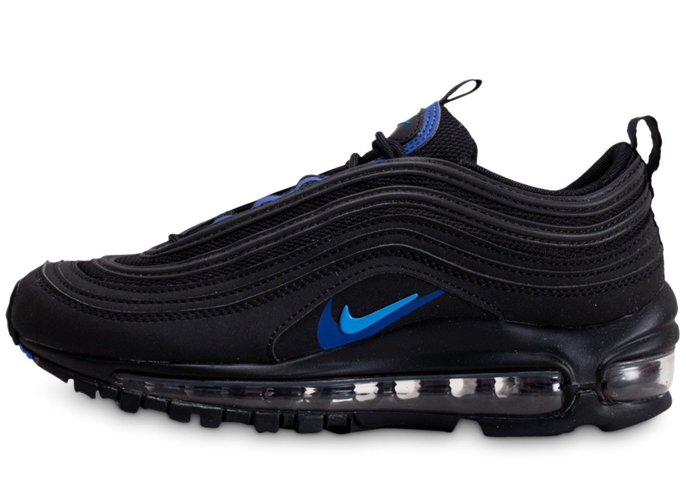 Nike Air Max 97 noir bleu junior