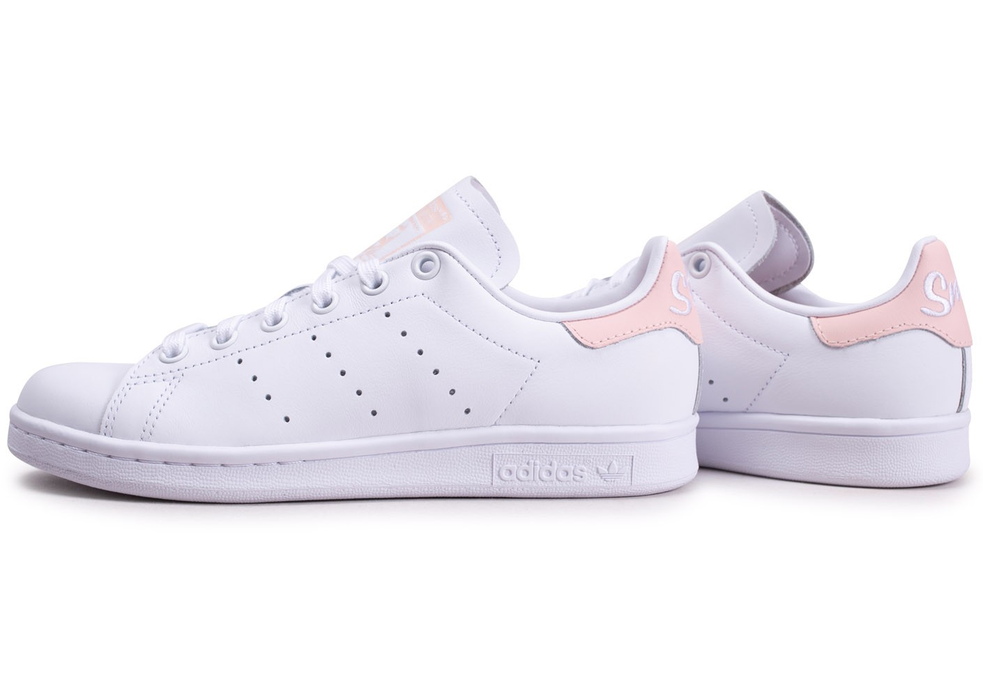 basket adidas femmes stan smith rose