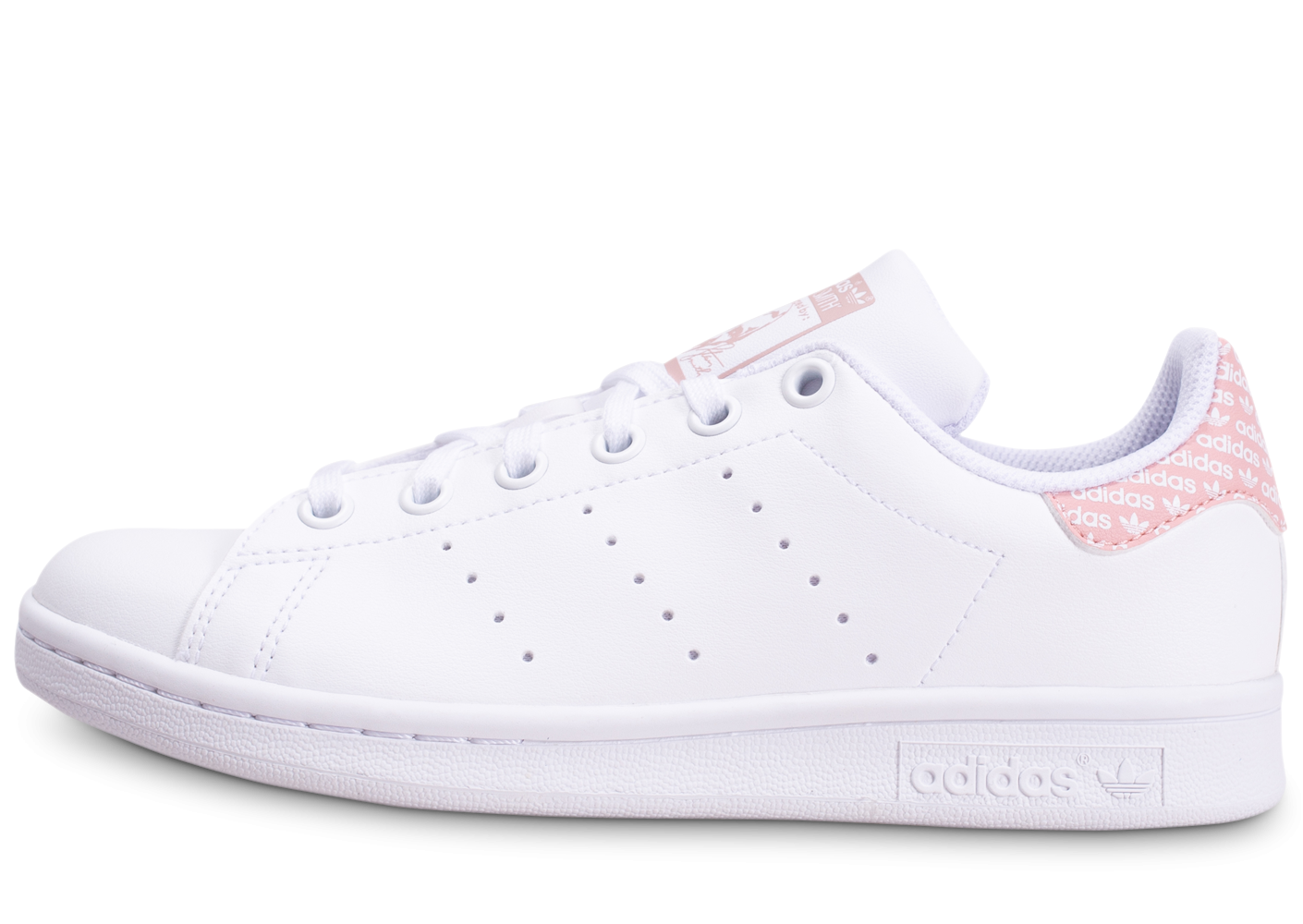 chaussures adidas stan smith rose