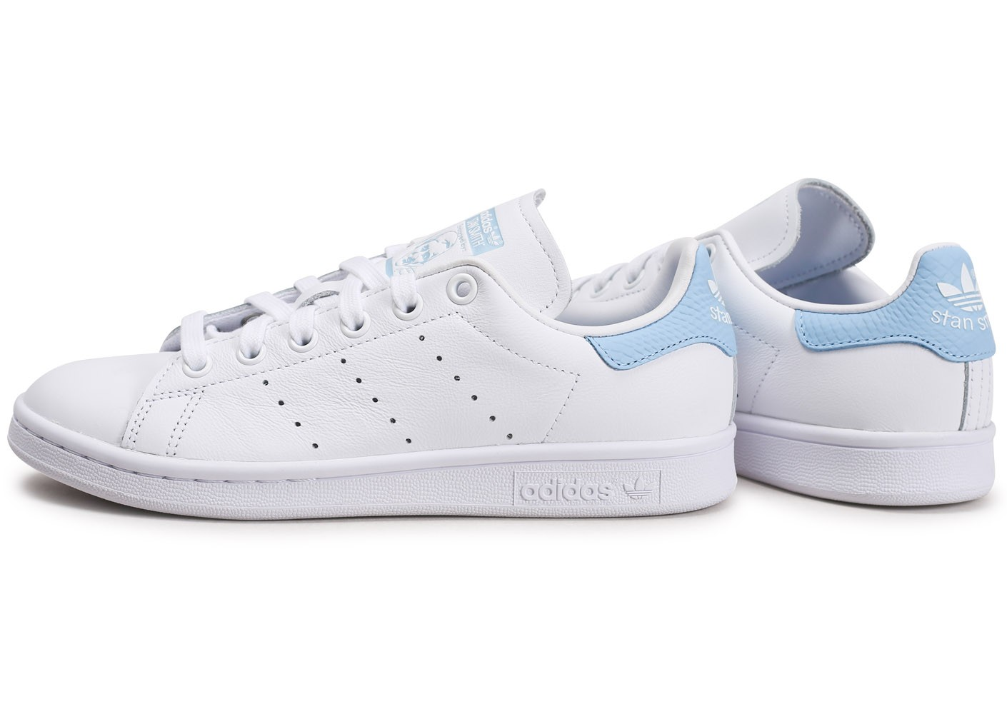 adidas stan smith femme original bleu