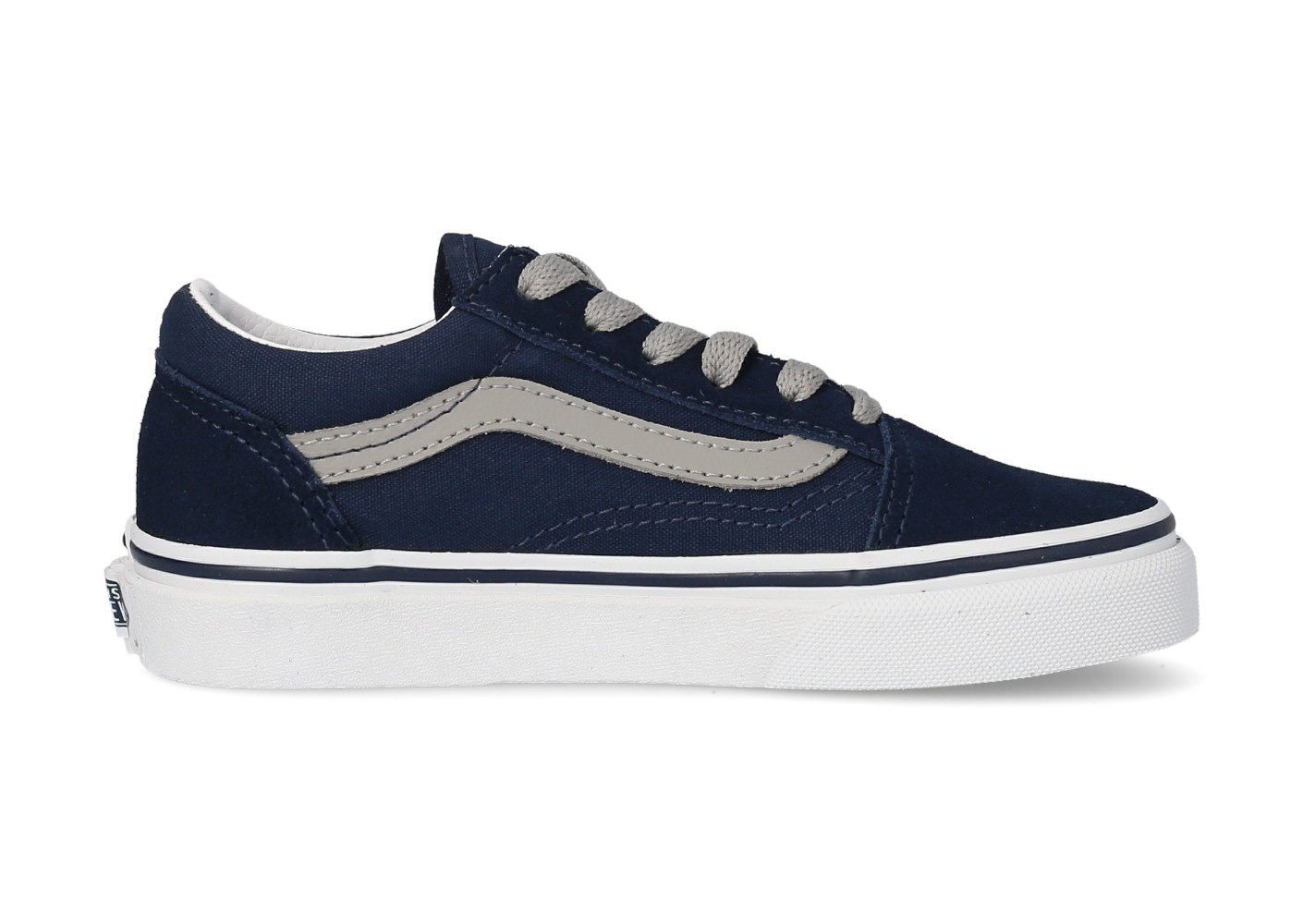 vans old skool enfant bleu