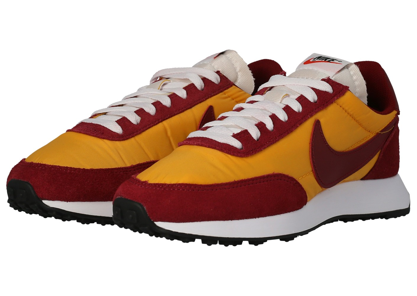 Nike Air Tailwind 79 jaune et rouge Chaussures Baskets
