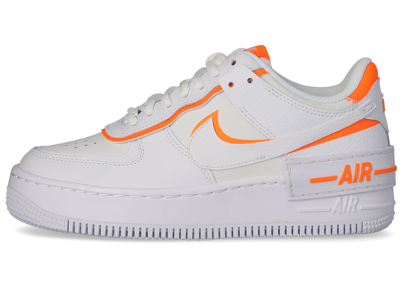 air force one bleu et orange femme