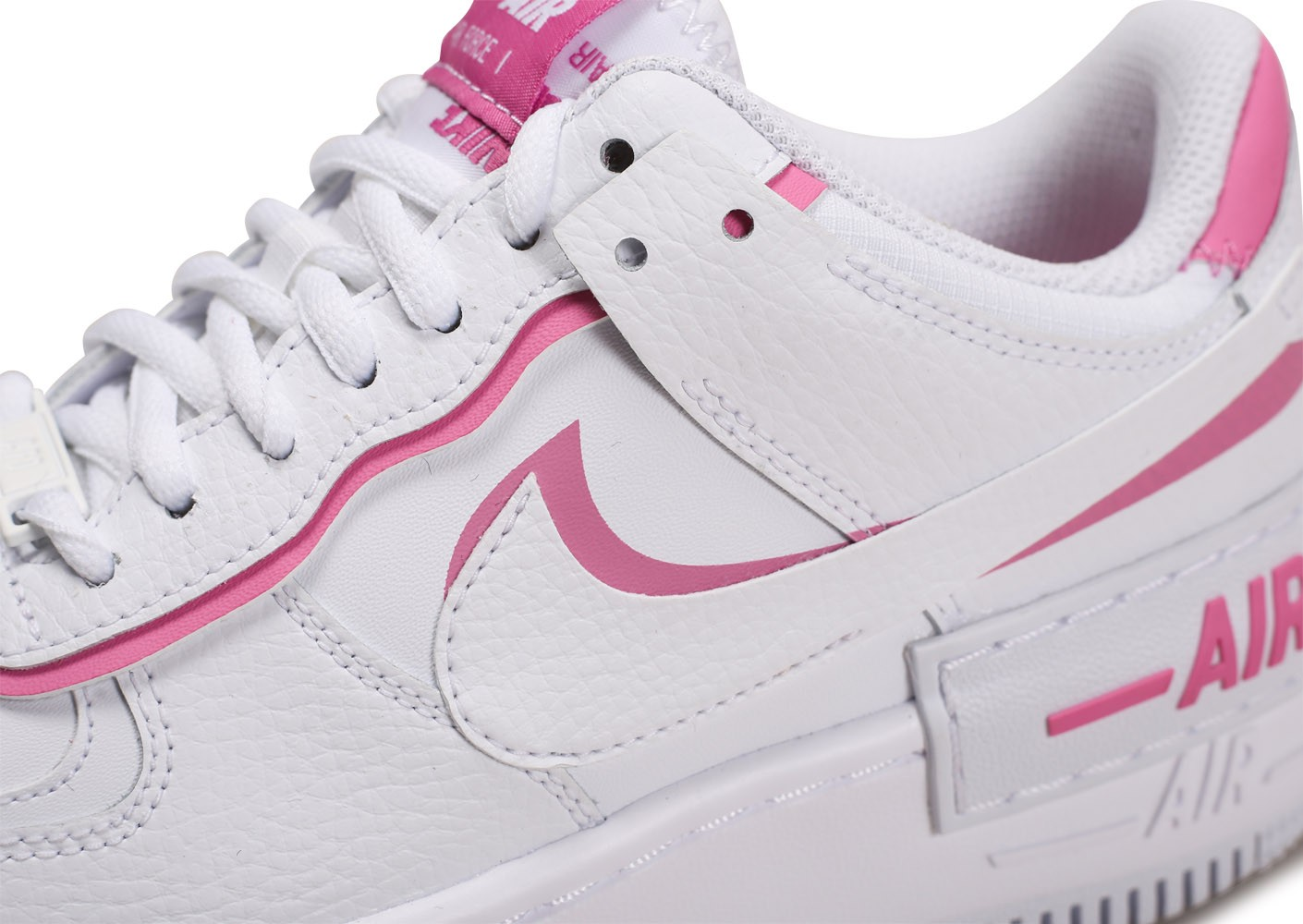air force one shadow femme rose