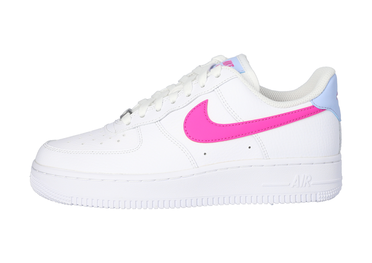 air force 1 femme blanche et rose