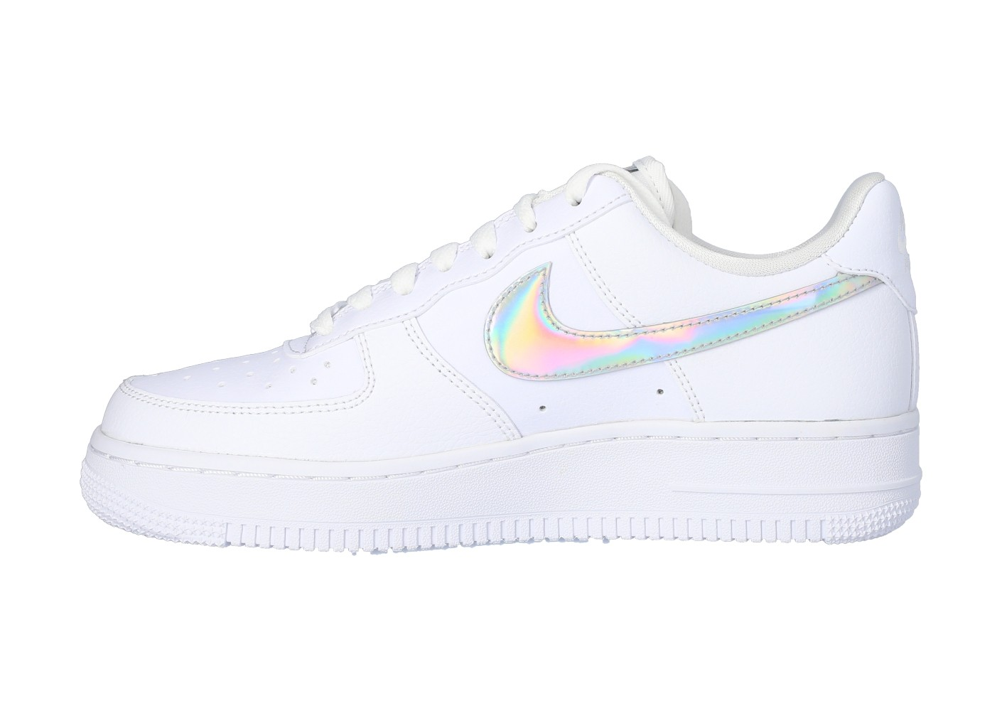 Nike Air Force 1 '07 iridescent Swoosh Chaussures Baskets