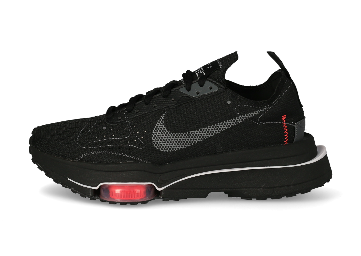 Nike Air Zoom-Type noire et anthracite - Chaussures Baskets homme ...