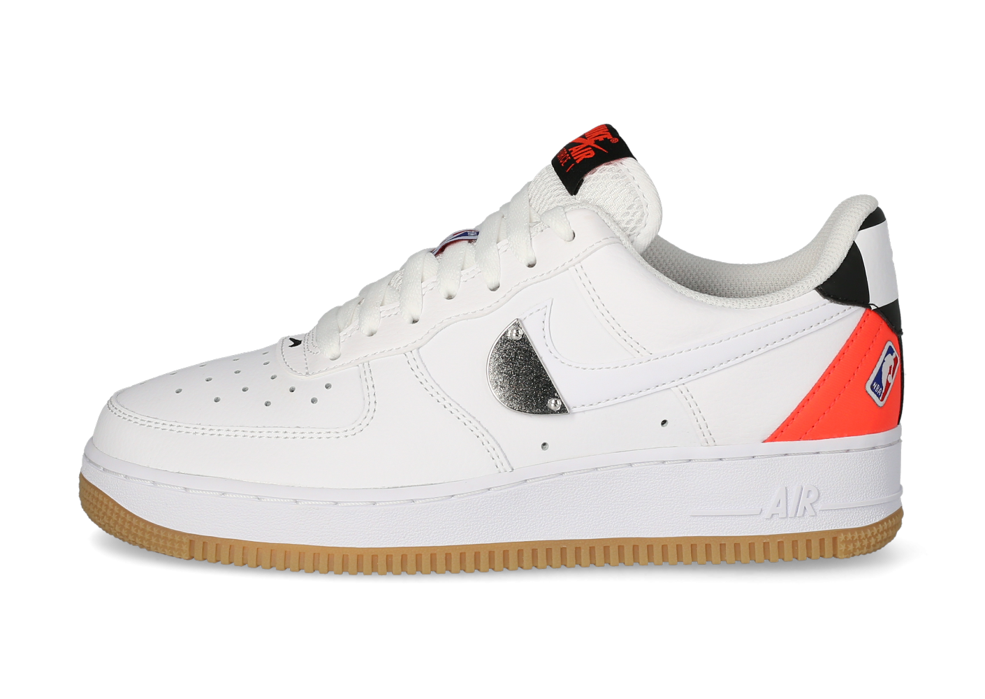 Nike Air Force 1 '07 LV8 NBA - Chaussures Baskets homme - Chausport