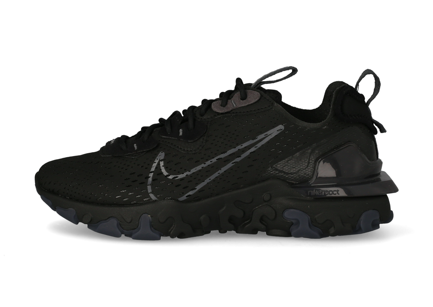 Nike React Vision noir - Chaussures Baskets homme - Chausport