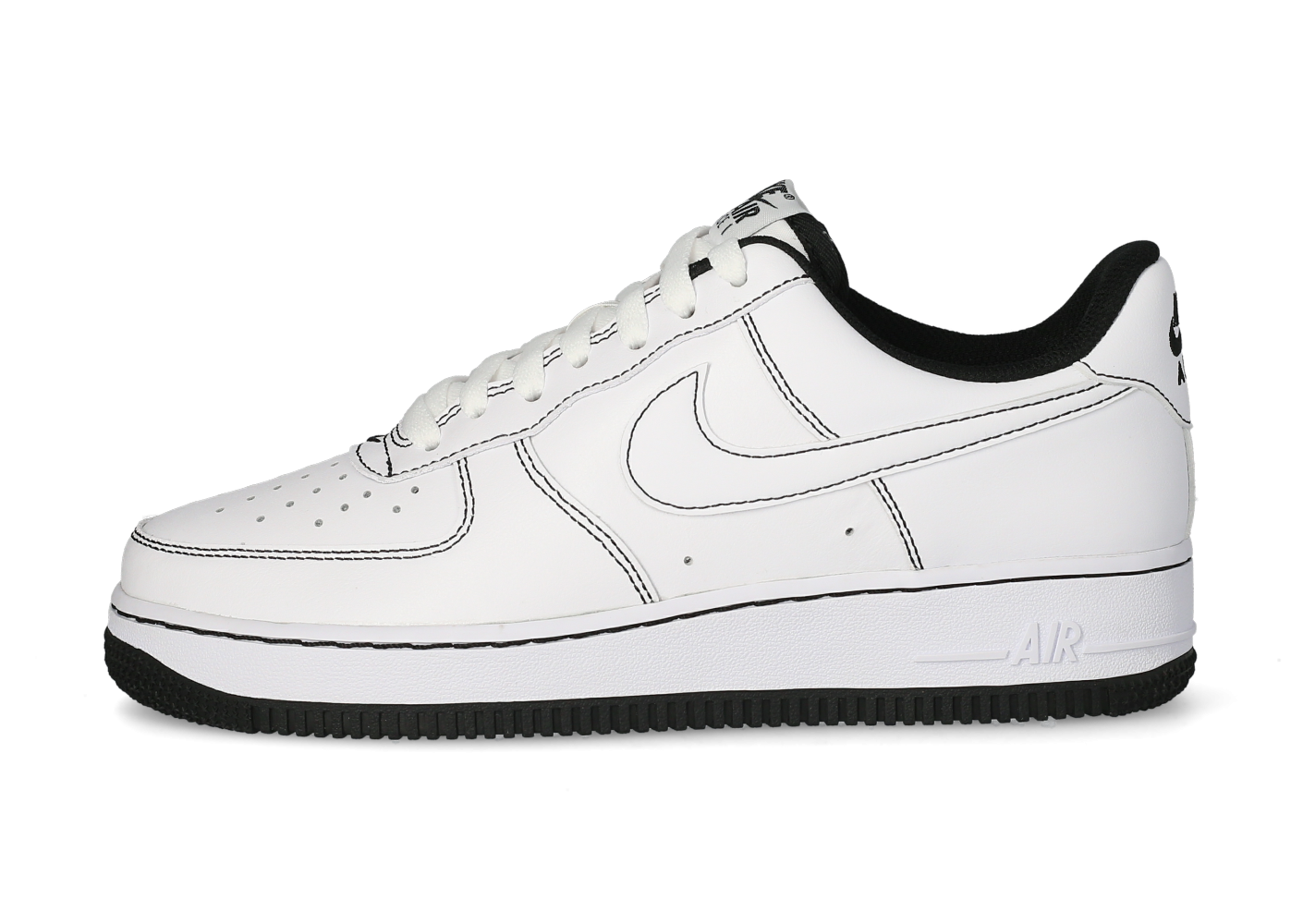 Nike Air Force 1 '07 Low Contrast Stitch - Chaussures Baskets ...
