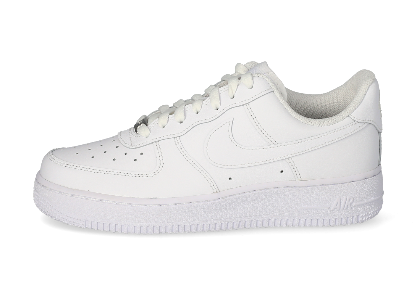 Nike Air Force 1 '07 blanche - Chaussures Baskets homme - Chausport