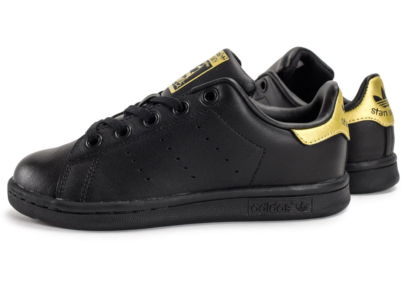 Chaussures Et Smith Chausport Or Noire Enfant Stan Adidas pYwgqxRH
