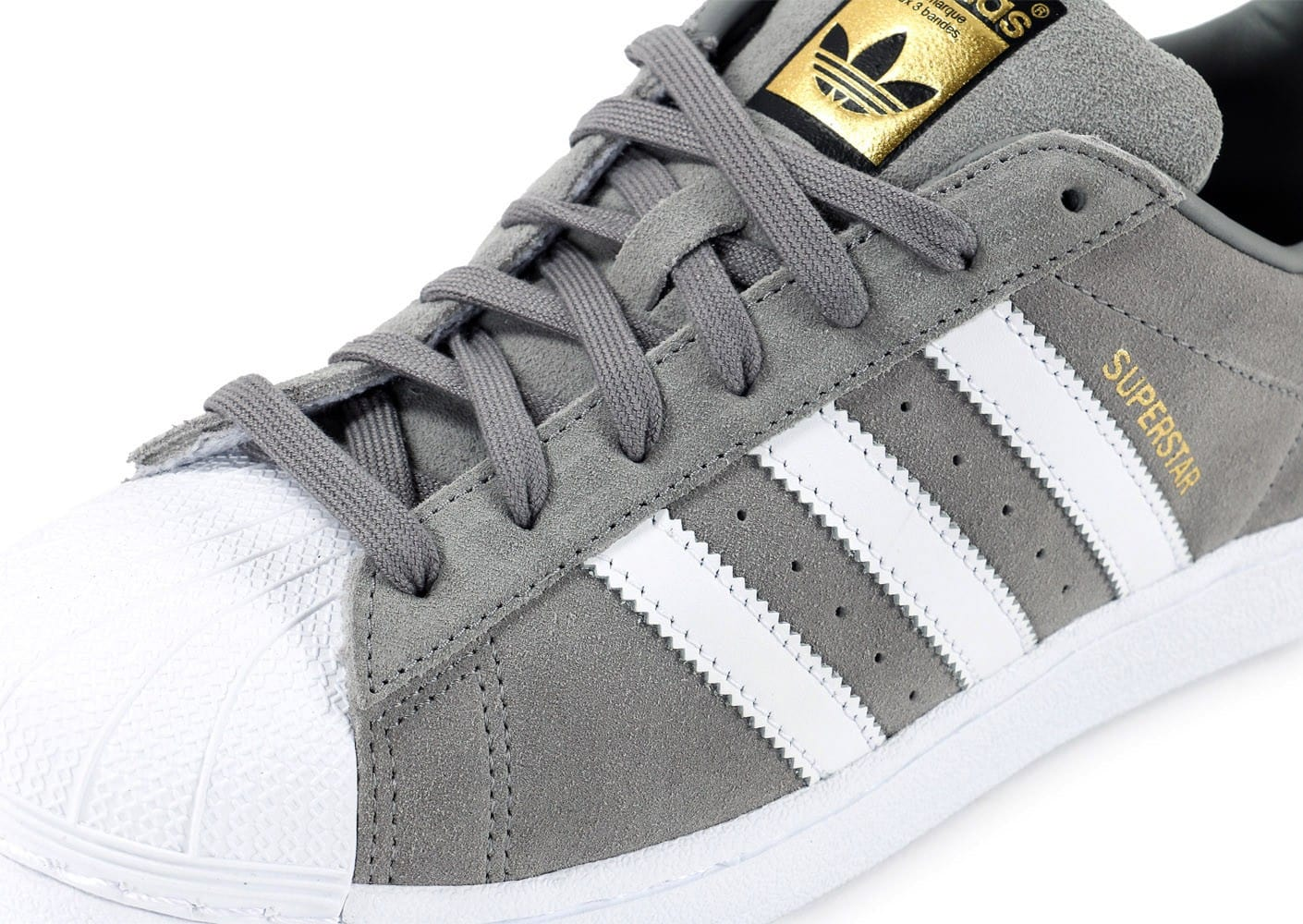 taille 40 be41e 33f43 new arrivals adidas superstar noir gris 7310a a6d87