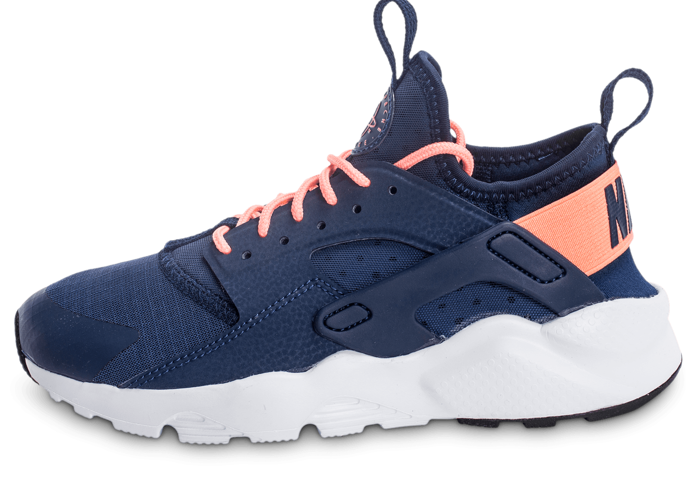 Nike Air Huarache Run Ultra Junior bleu marine