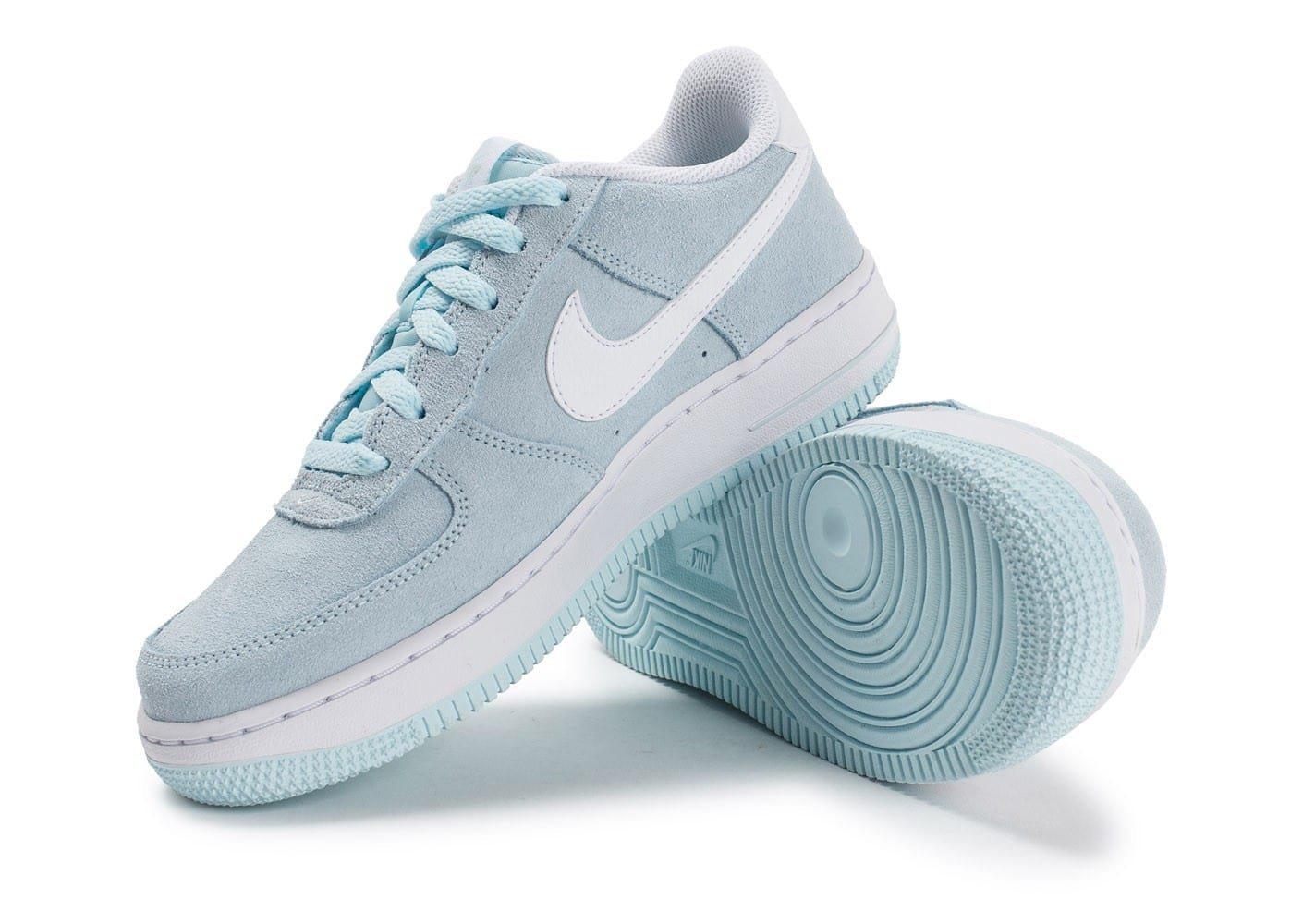 nike air force 1 bleu daim