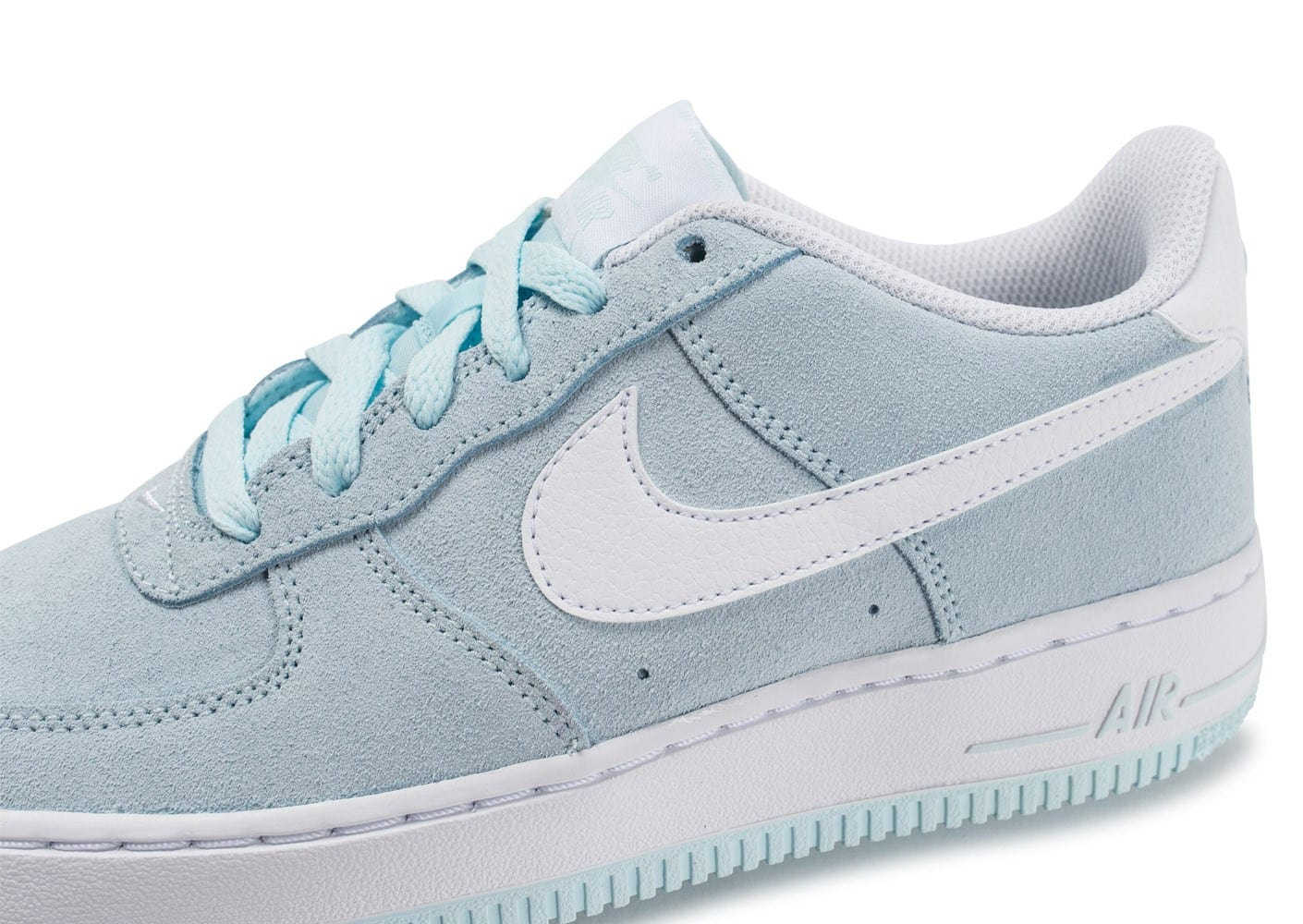 air force 1 bleu