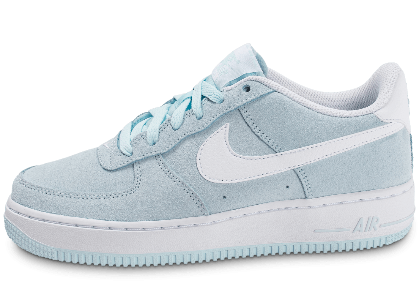 air force one femme bleu pale
