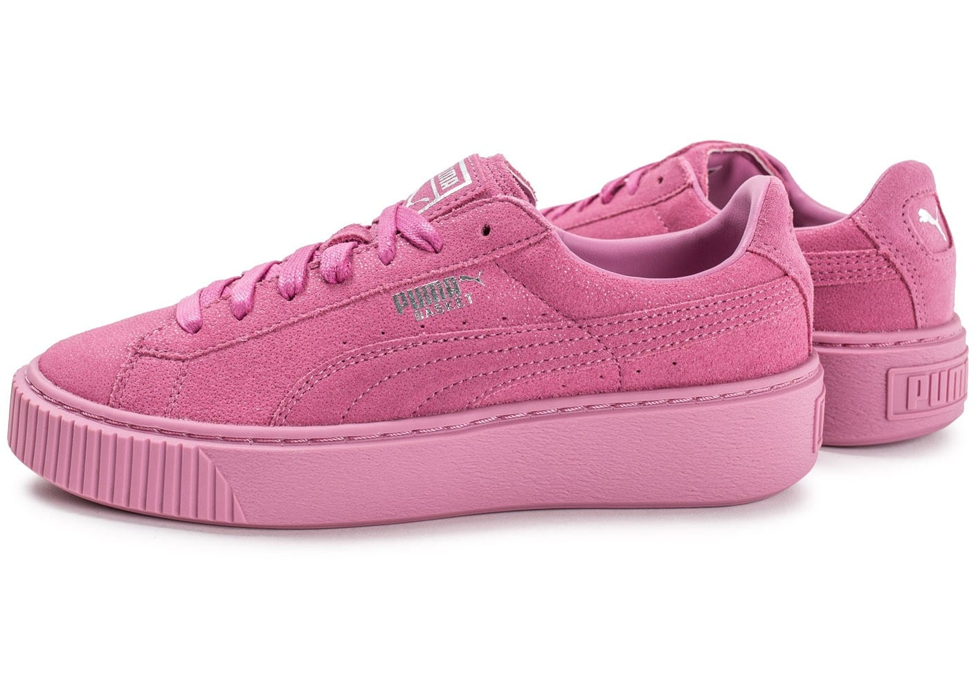 Basket Reset Chausport Rose Femme Puma Platform Baskets Chaussures QBCordxWe