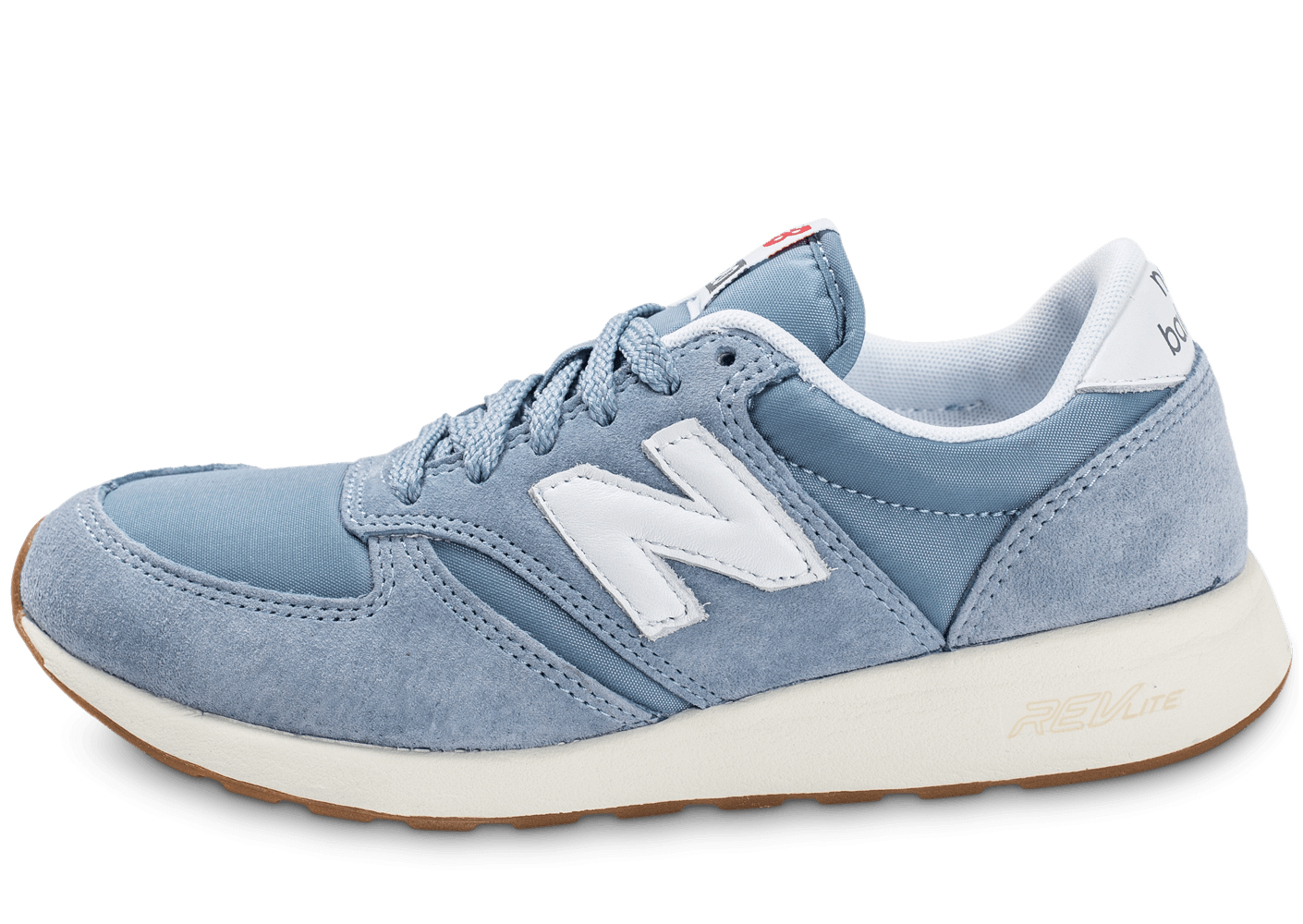 Chaussures New Balance 420 bleues oraoTvcM