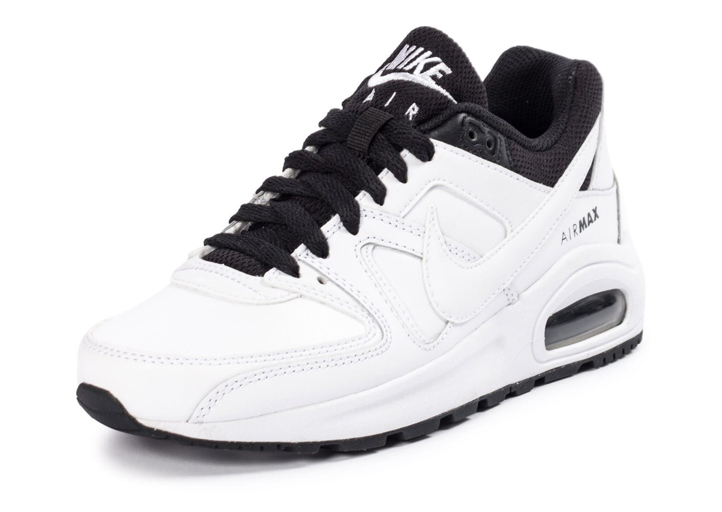 new concept 4abcd eddd1 Nike Air Max Command Junior Noire Et Rose Noir 37½ z0Etjox
