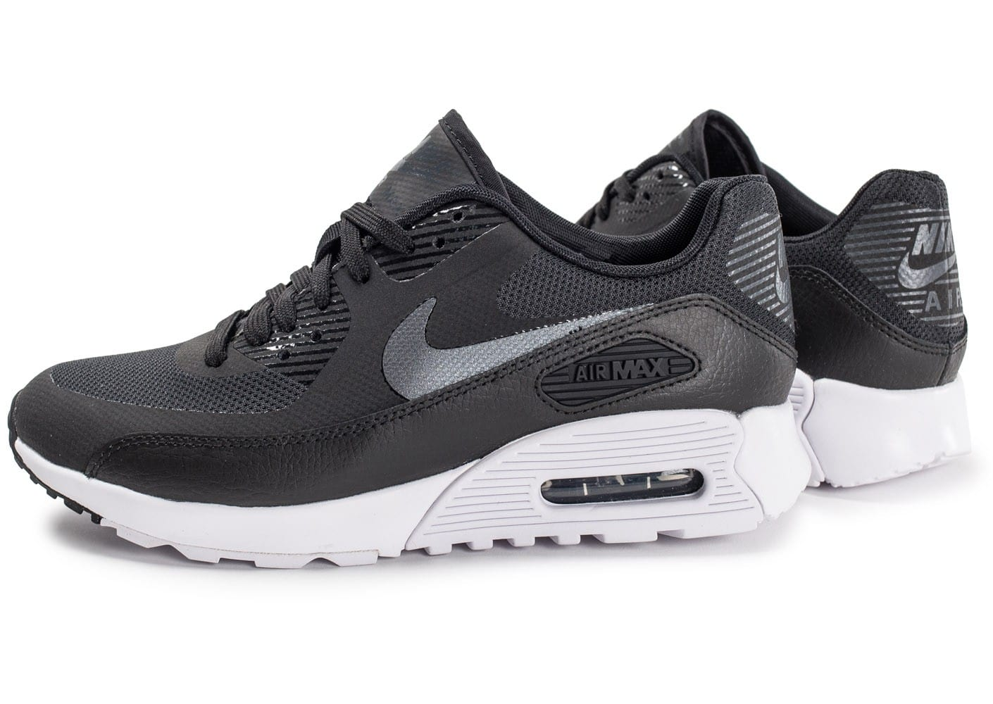 Nike Air Max 90 Ultra 2.0 noires Chaussures Baskets femme