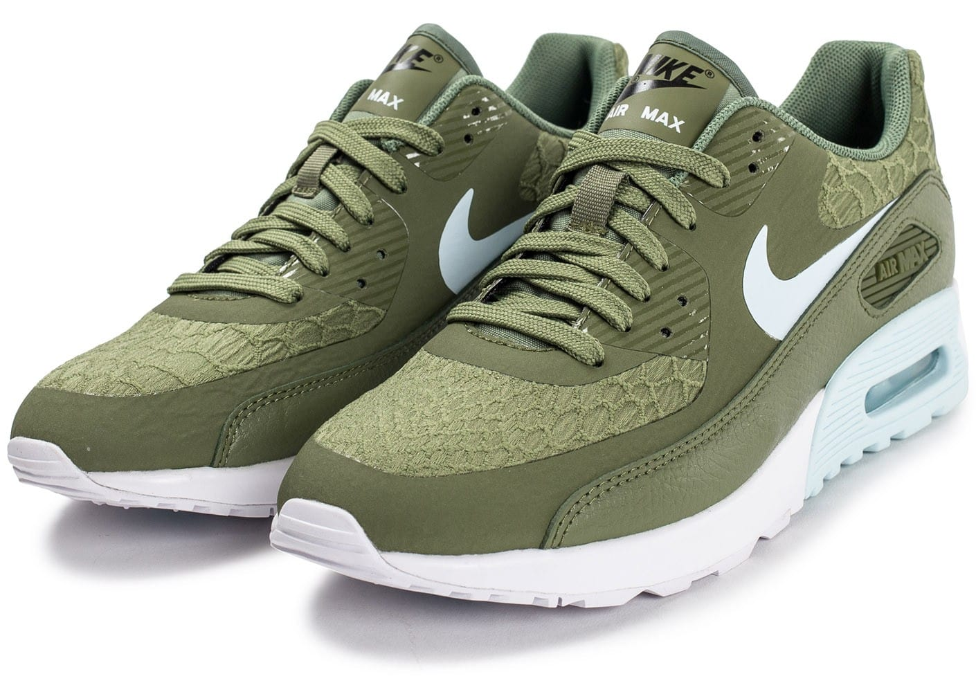 90 Nike Verte 2 0 Max Femme Air Chaussures Ultra Baskets Chausport q1FFZE6