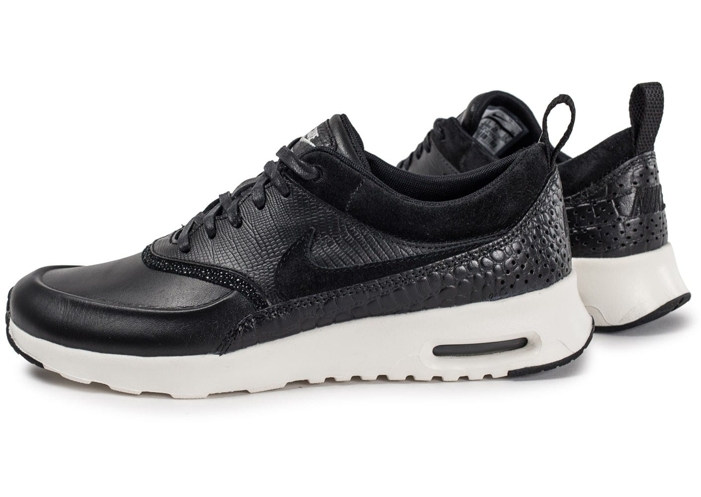 Nike Air Max Thea LX noire Chaussures Baskets femme
