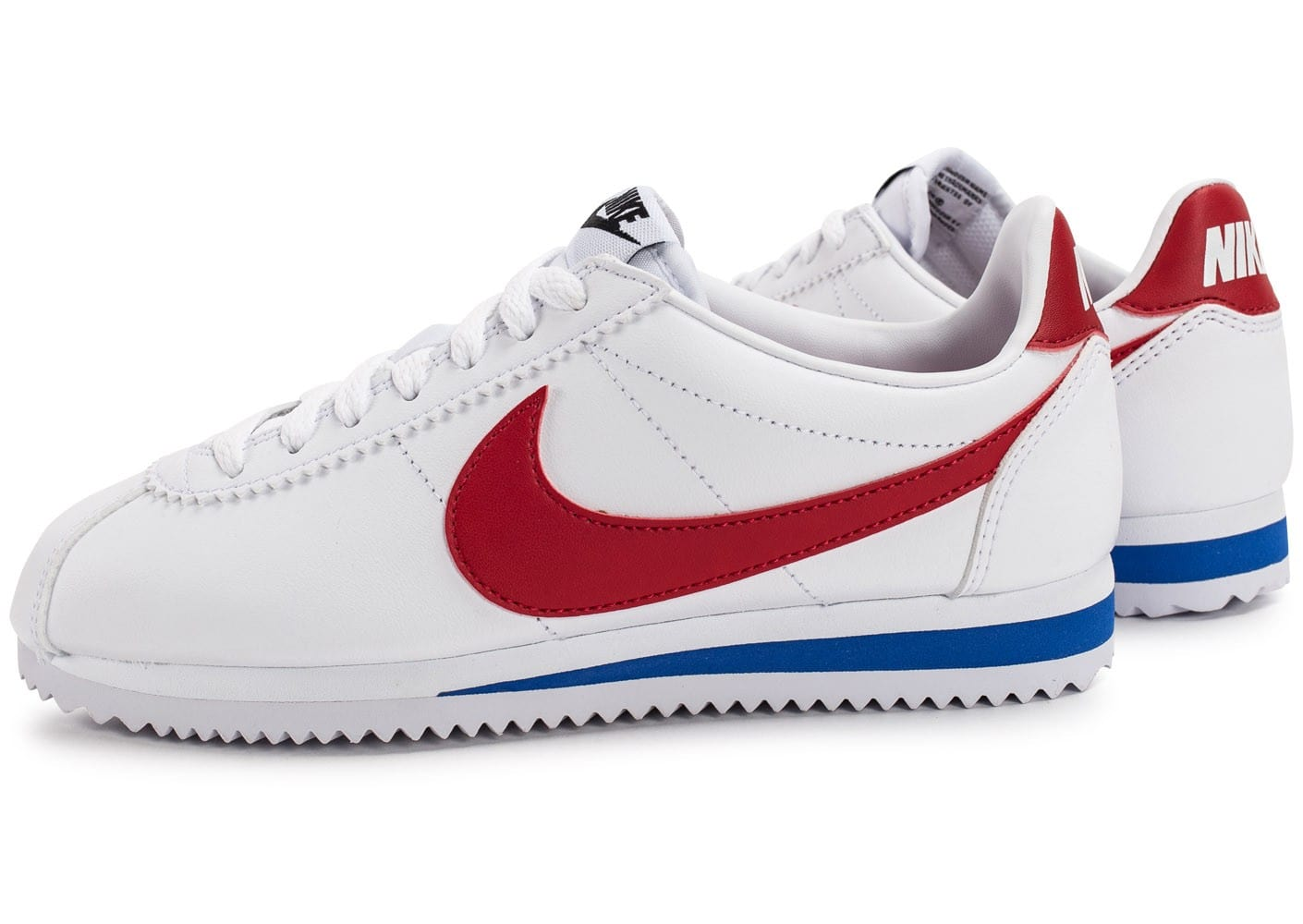Nike Classic Cortez Friday Leather Chaussures Noir Friday Cortez Chausport 367631