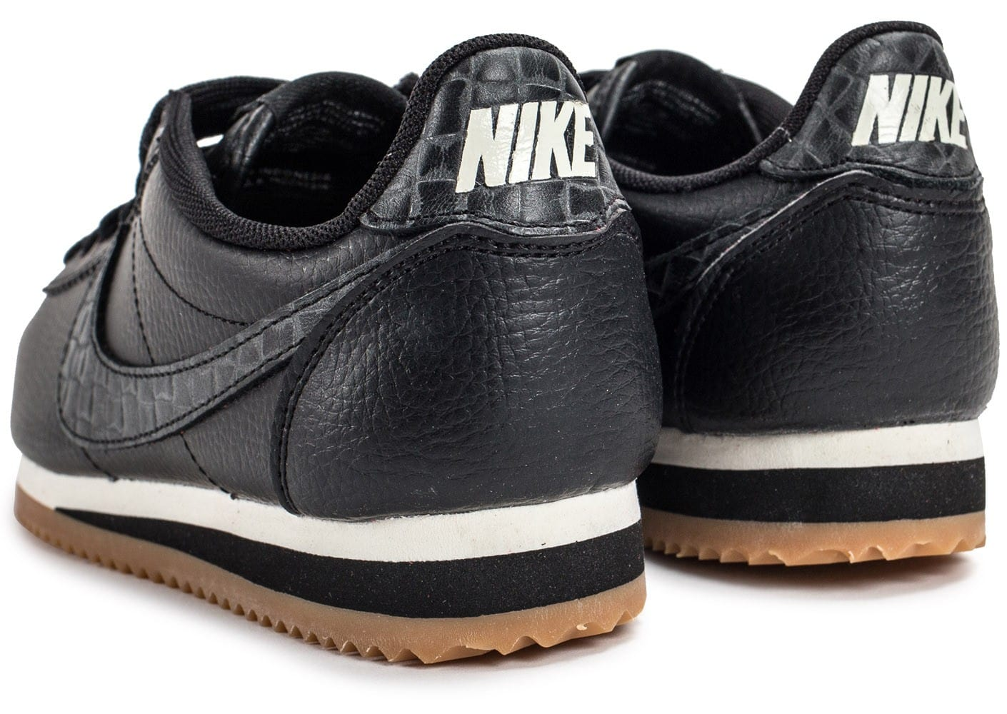 super cheap factory outlet so cheap Nike Classic Cortez Leather Lux - Chaussures Baskets femme ...