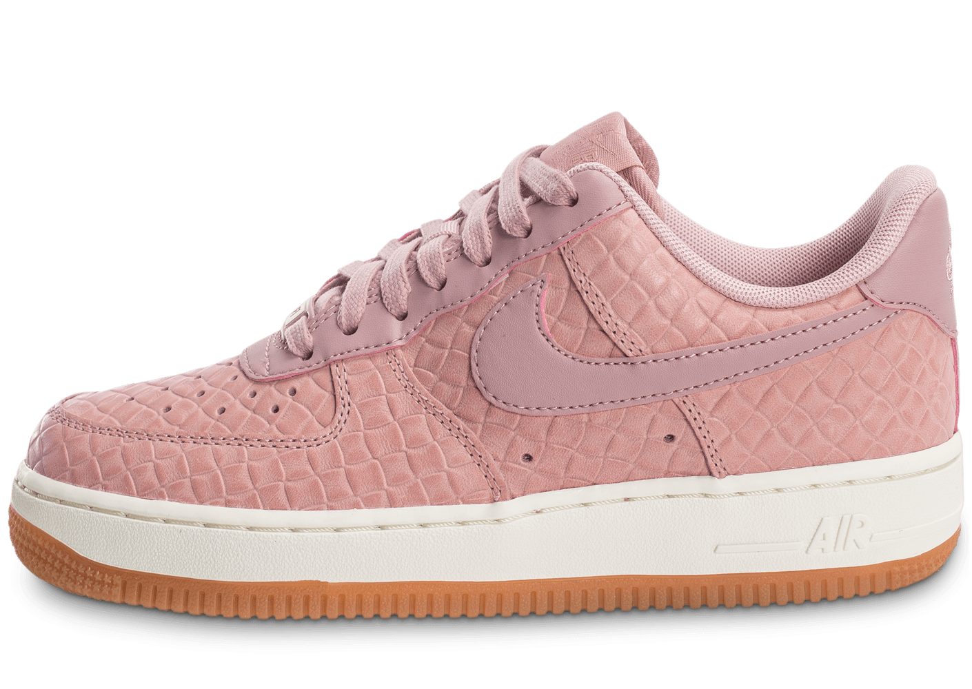 Nike Air Force 1 '07 Premium W rose Chaussures Baskets femme