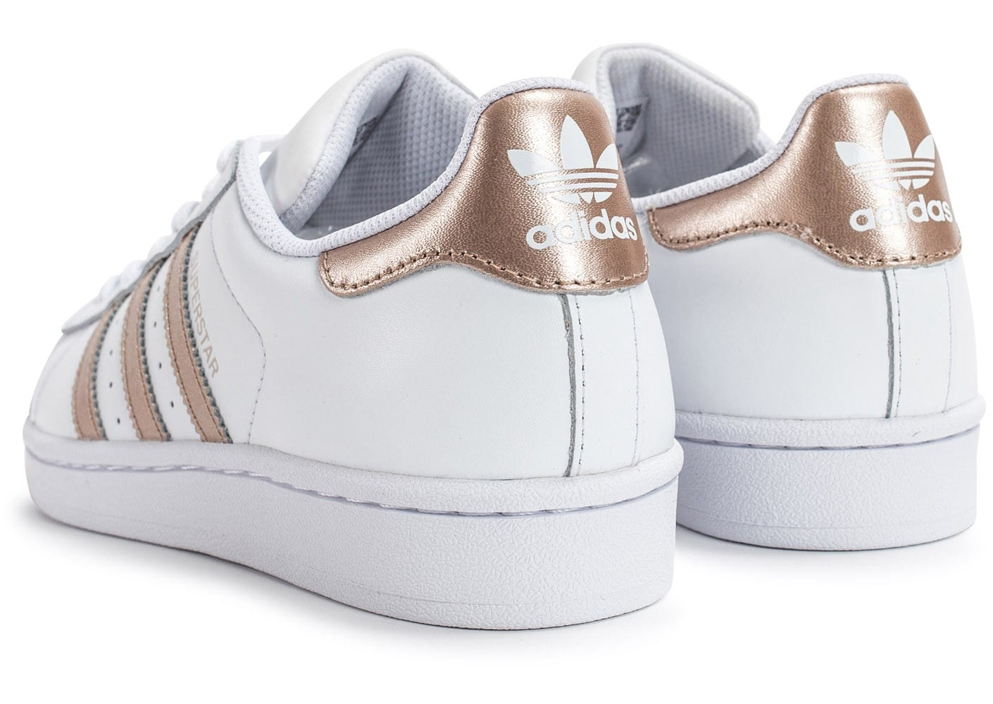 Chausport Adidas Chaussures W Rose Gold Superstar ww7q1Z