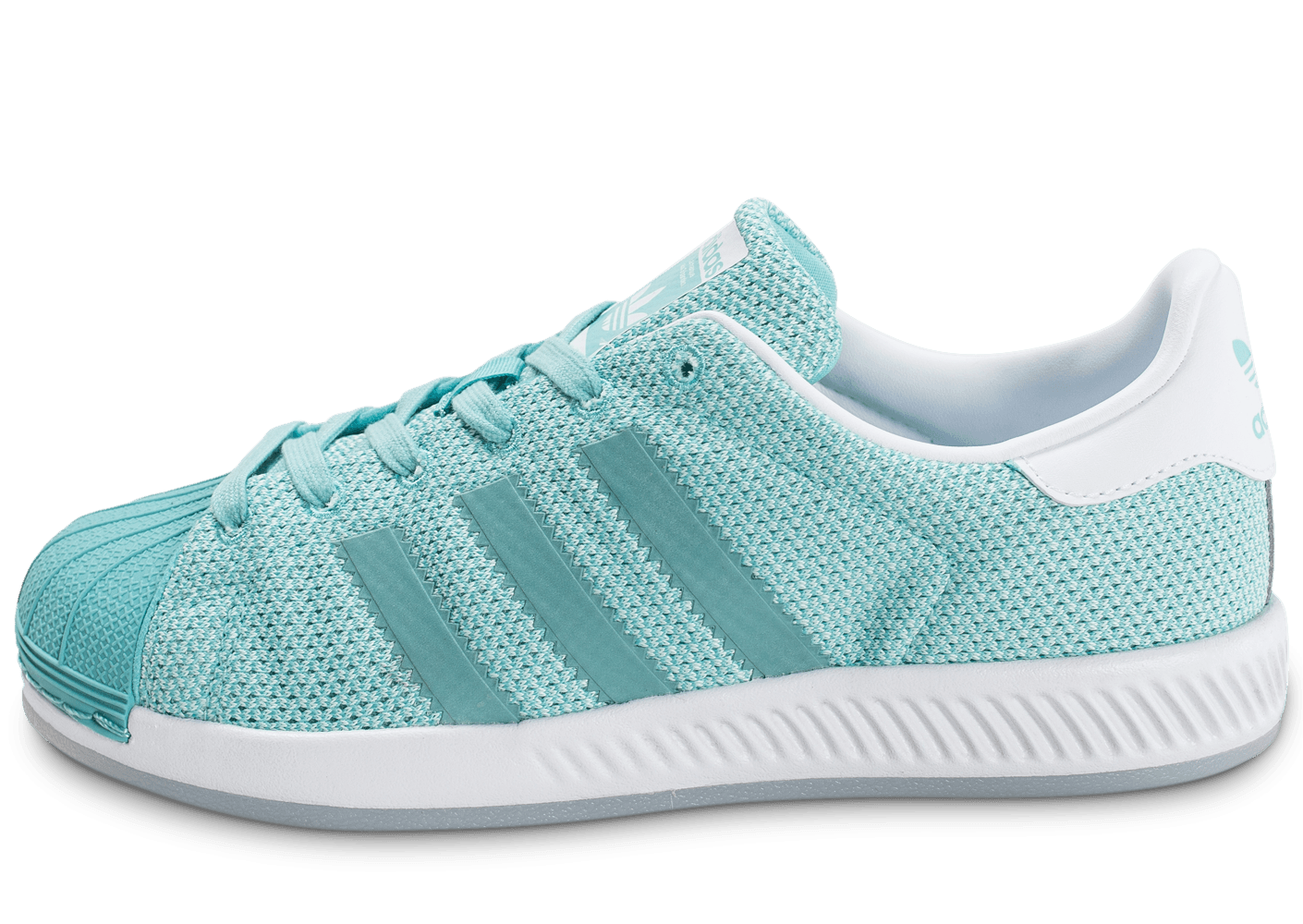 adidas Superstar Bounce turquoise