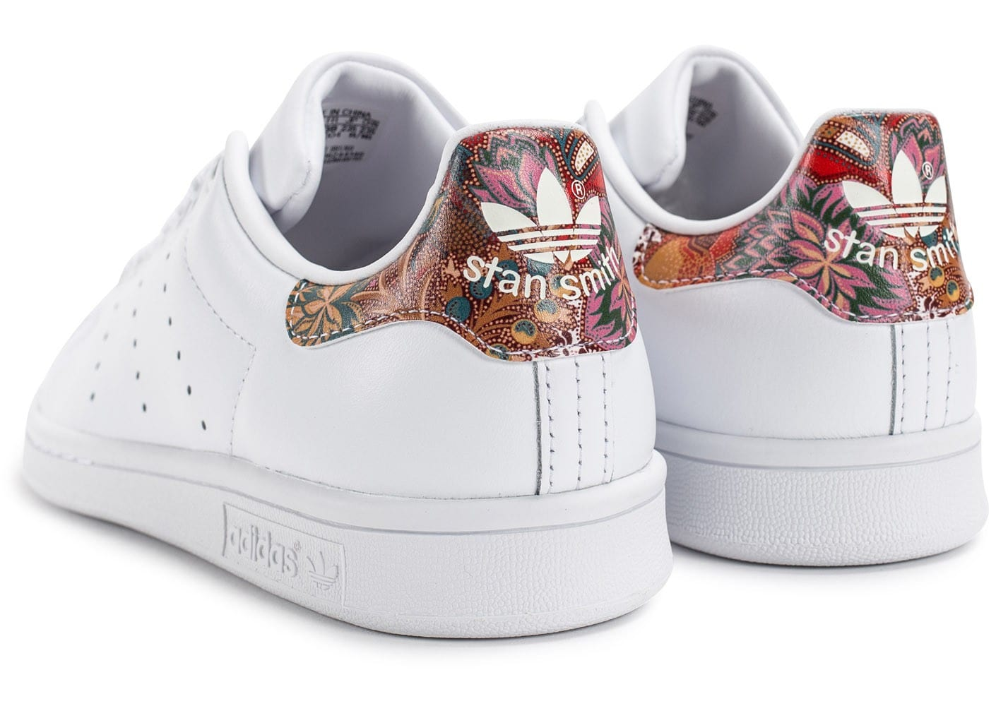 adidas Stan Smith The Farm W Bali blanche Chaussures