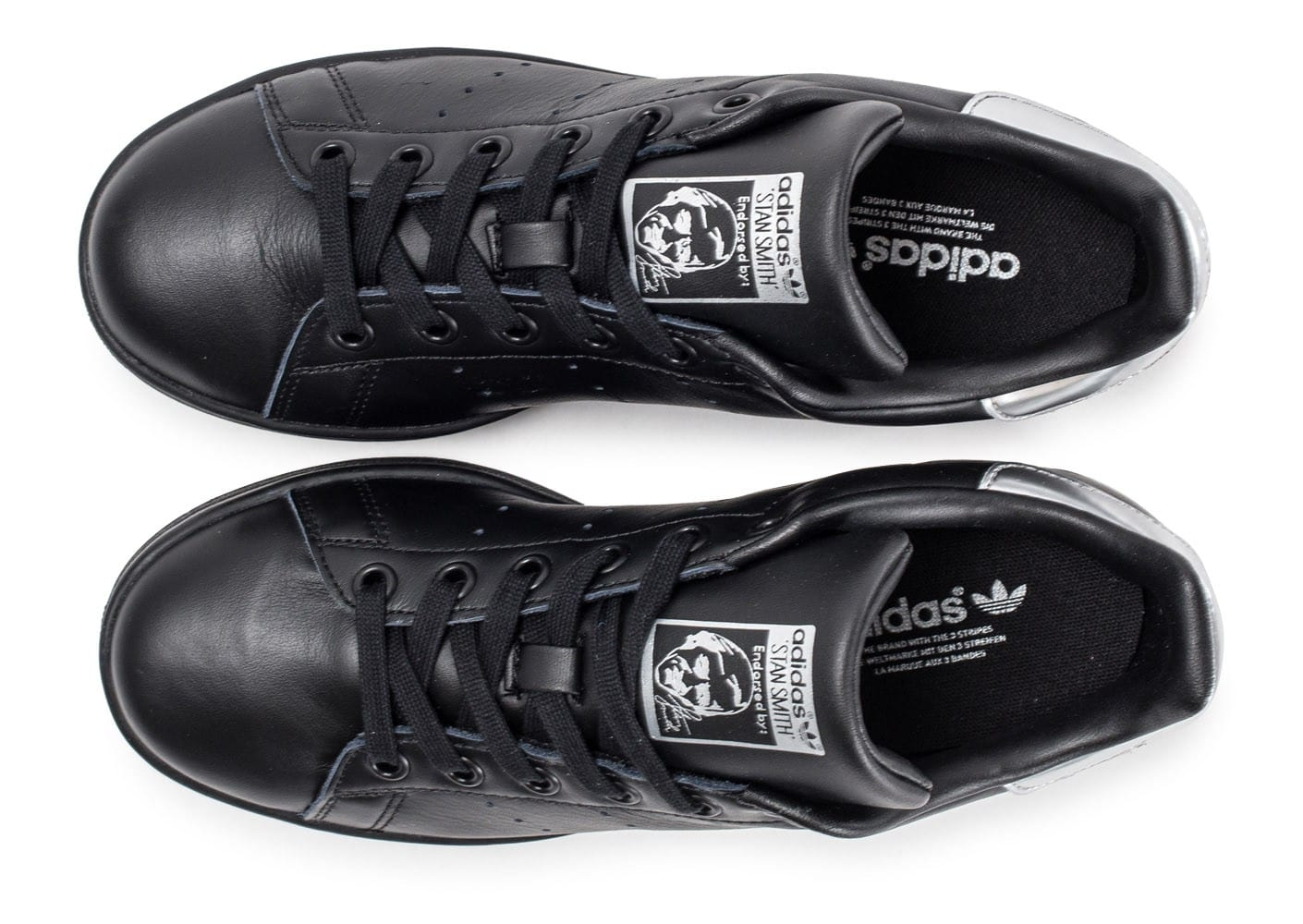 buy > stan smith noir argent, Up to 73% OFF