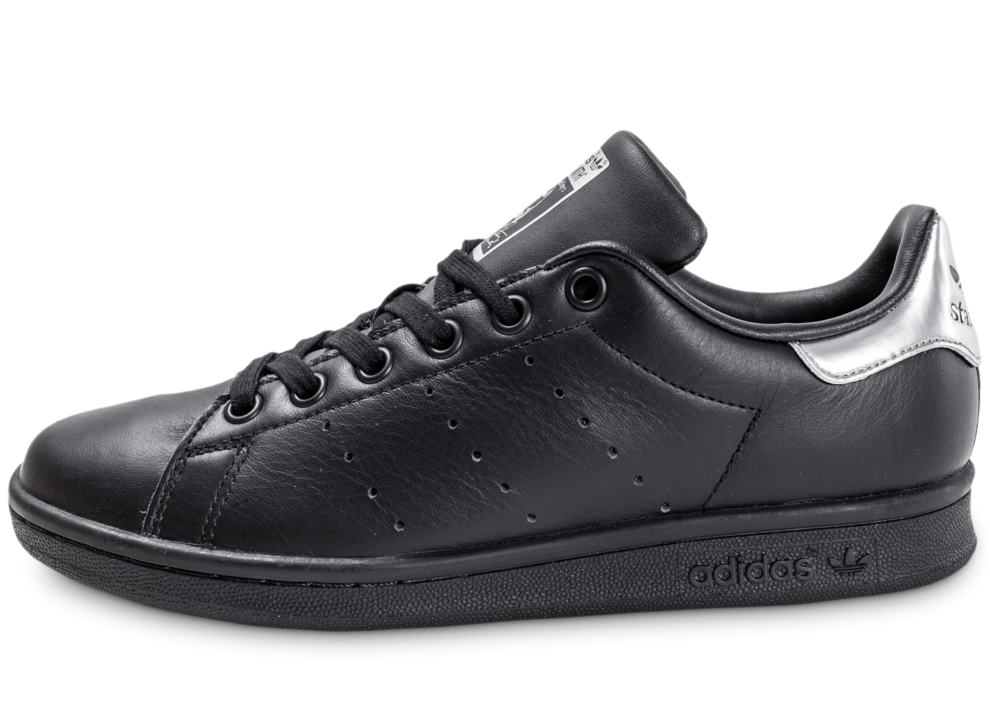 adidas stan smith noir or