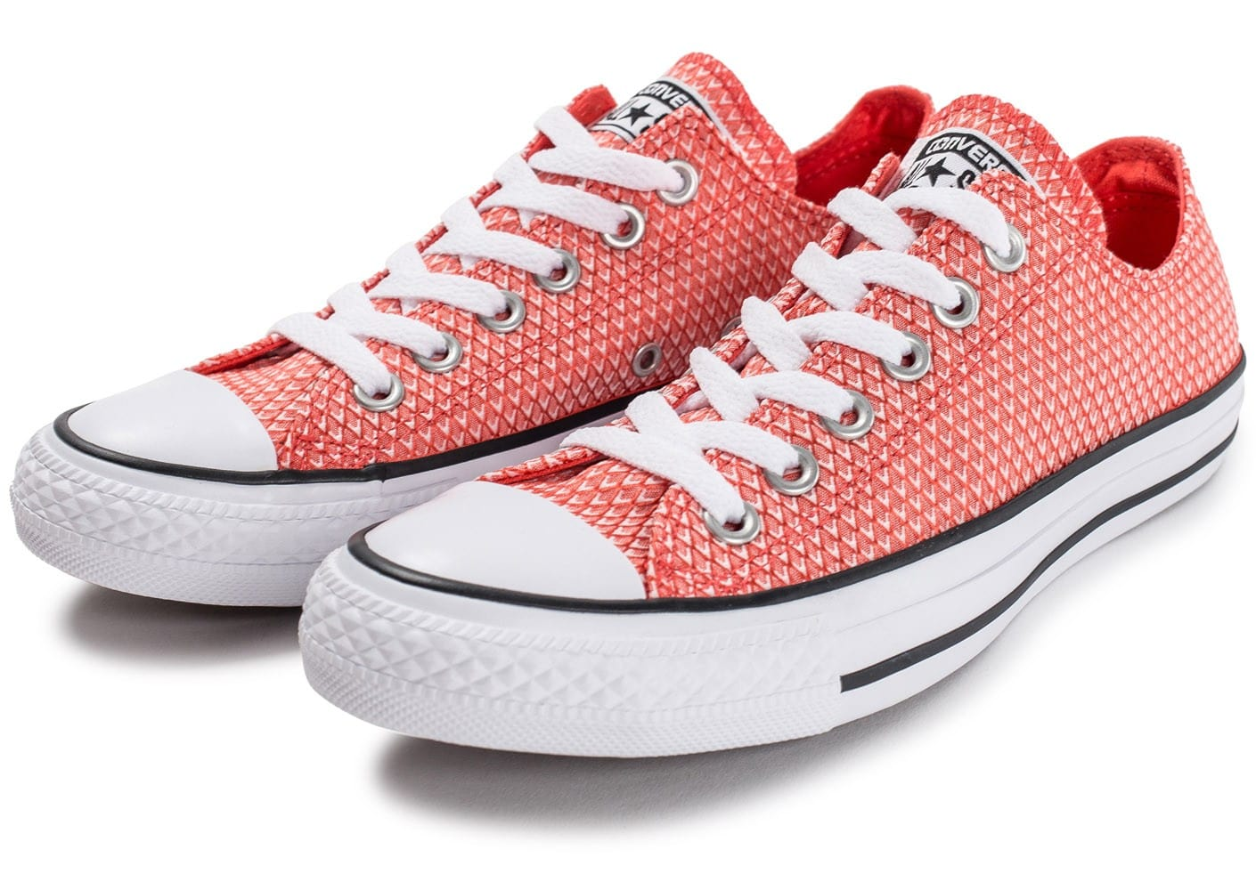 converse ox rouge